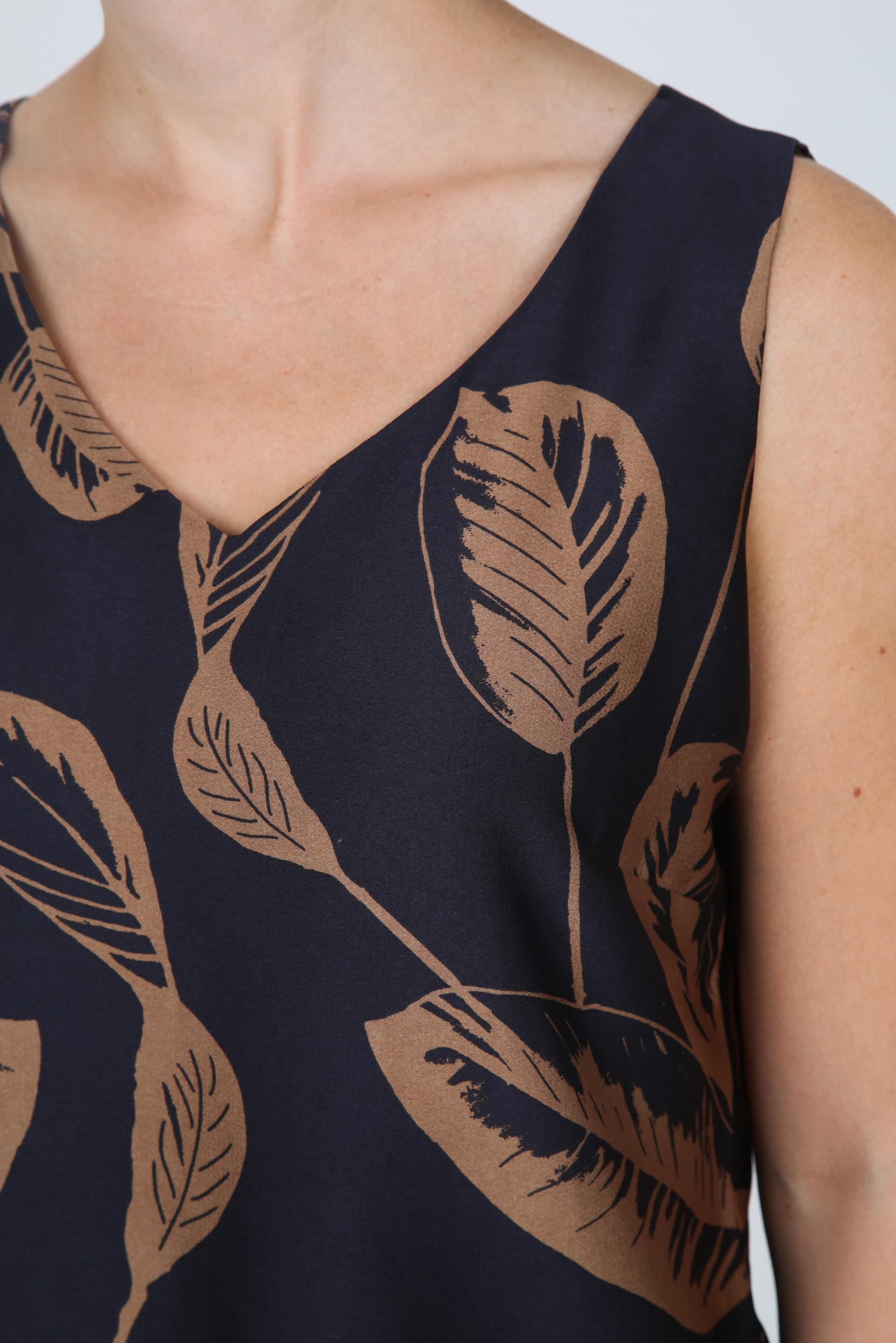 Bluse Zimba leaf