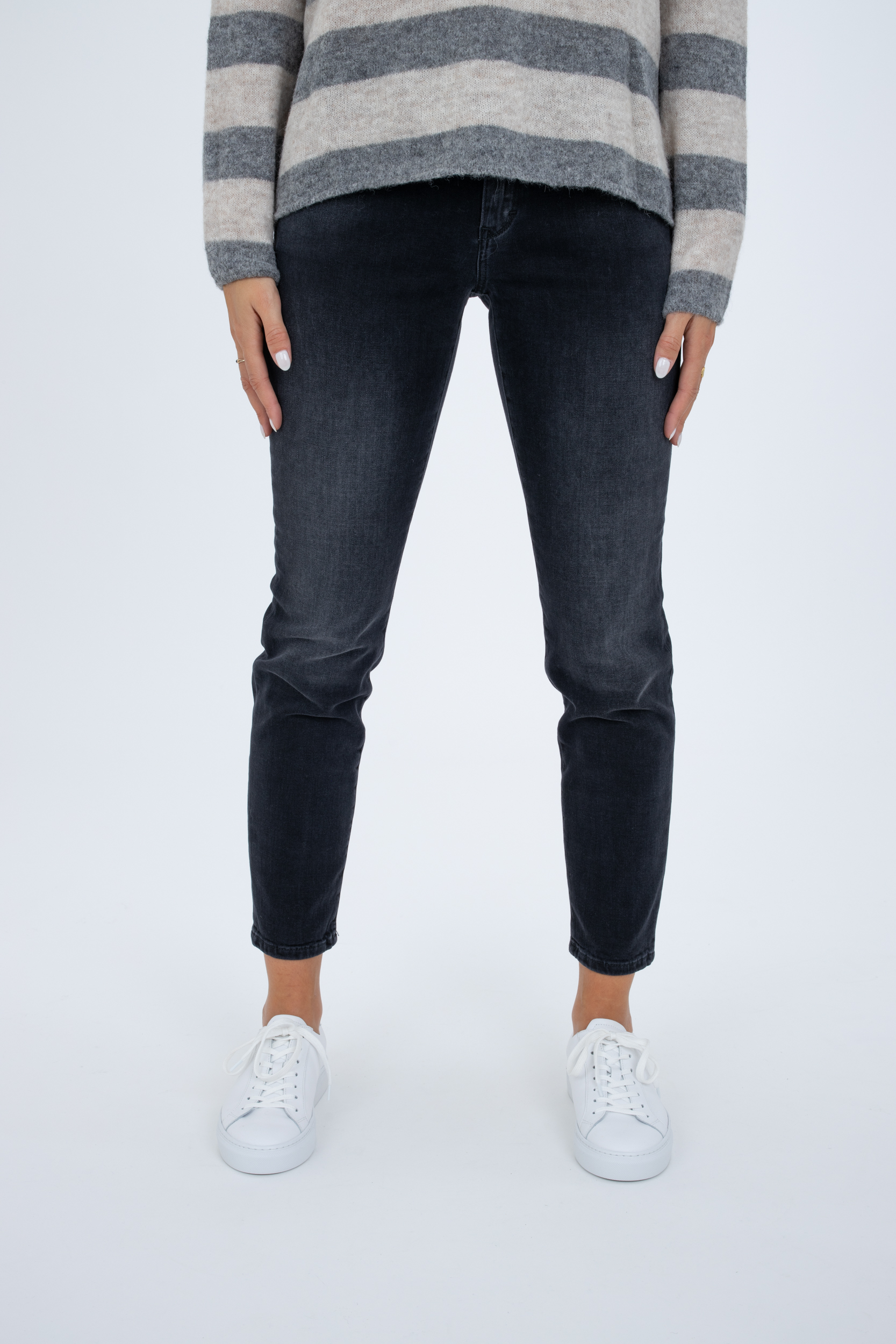 Jeans Baker Soft Stretch Black Denim