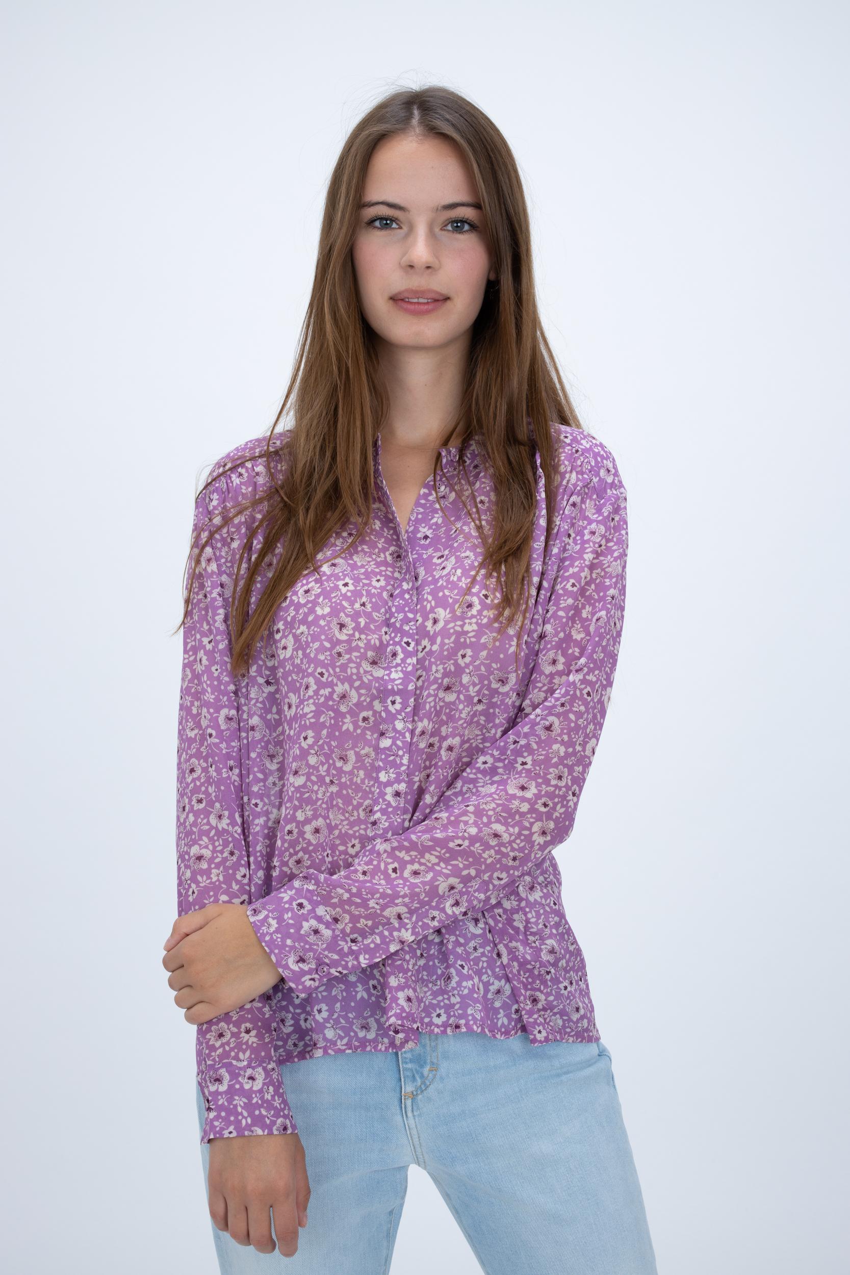 Bluse Elmy Wistera Purple