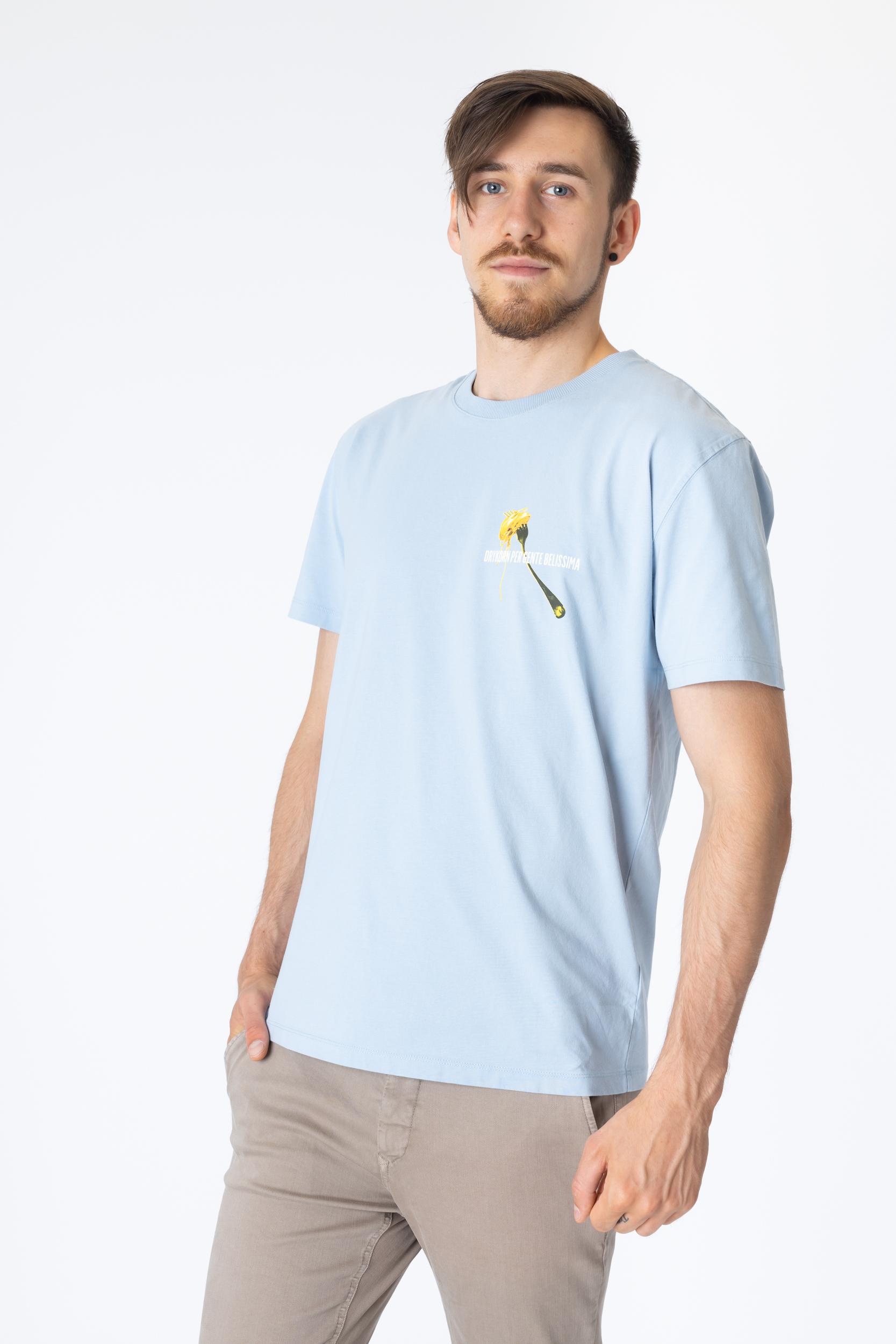 T-Shirt Samuel mit Pasta-Print