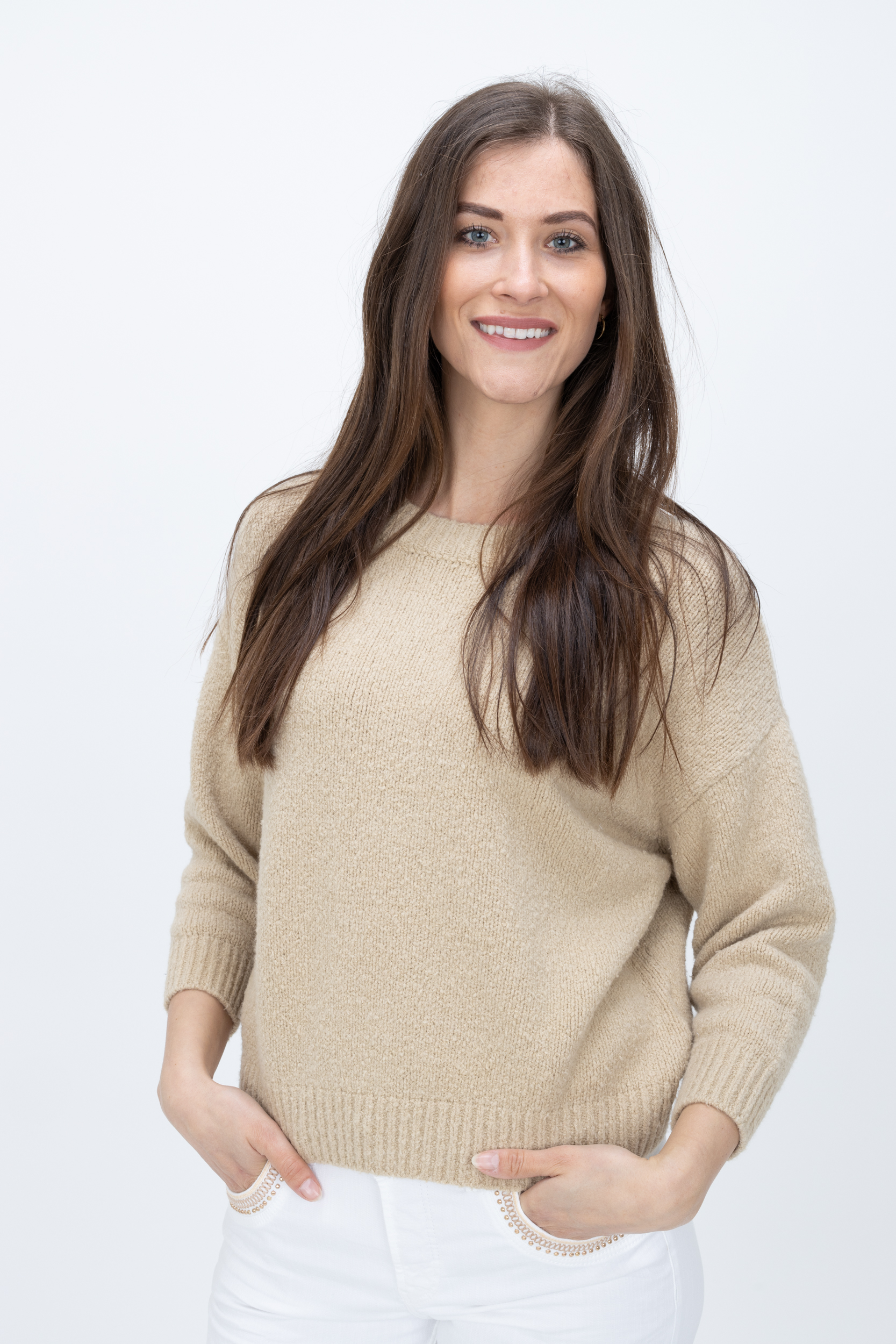 Pullover Cropped