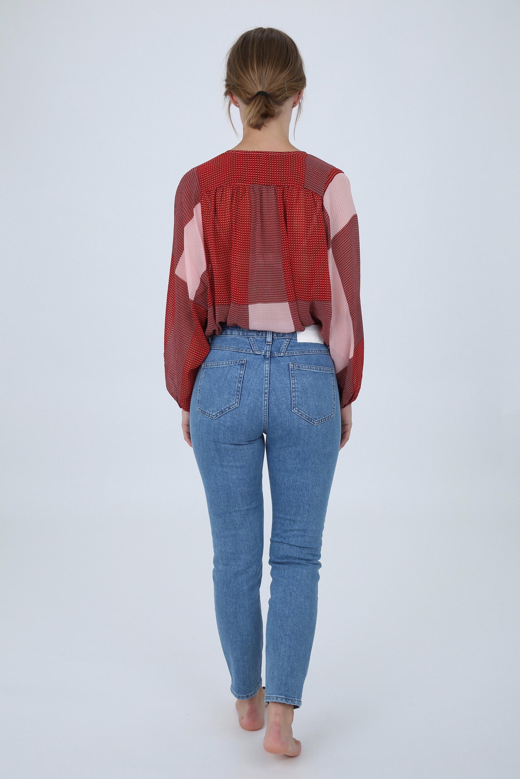 Jeans Baker High - A Better Blue