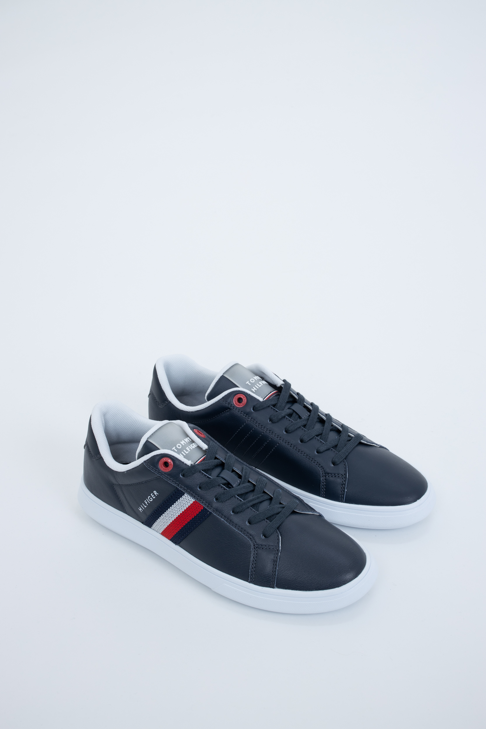Sneaker Essential Leather Cupsole