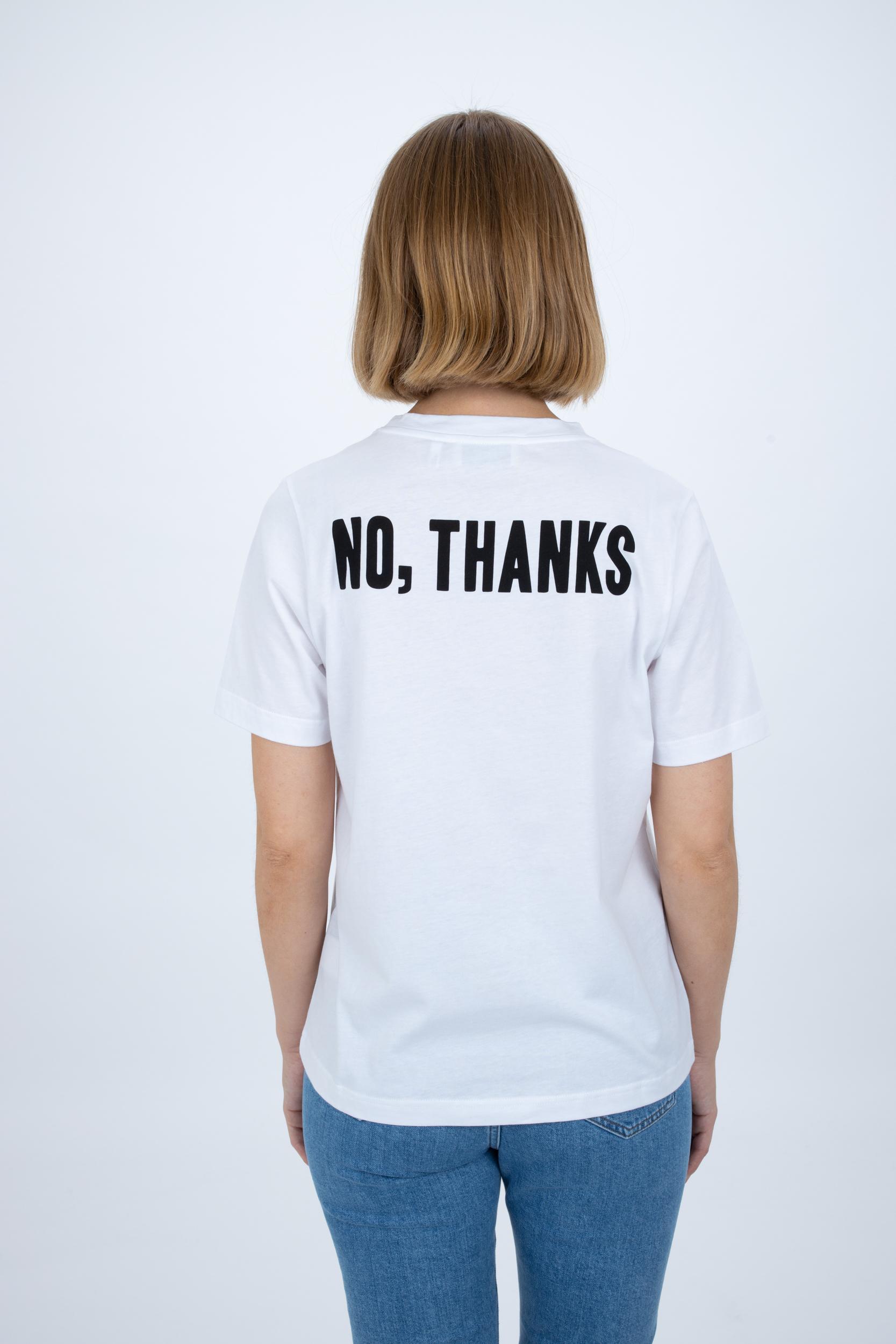 T-Shirt Vront Message