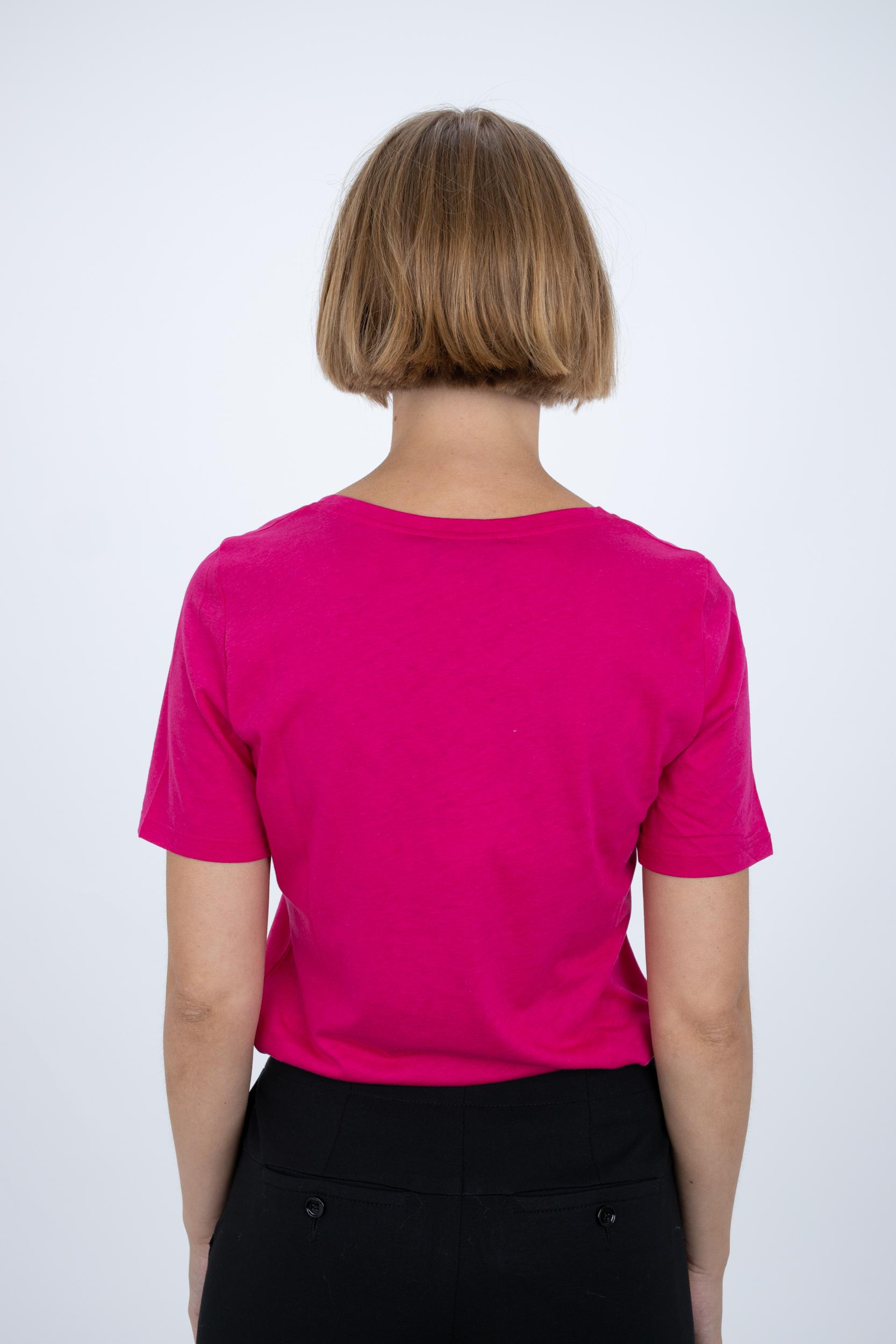 Shirt Shirt mit Set-Initial