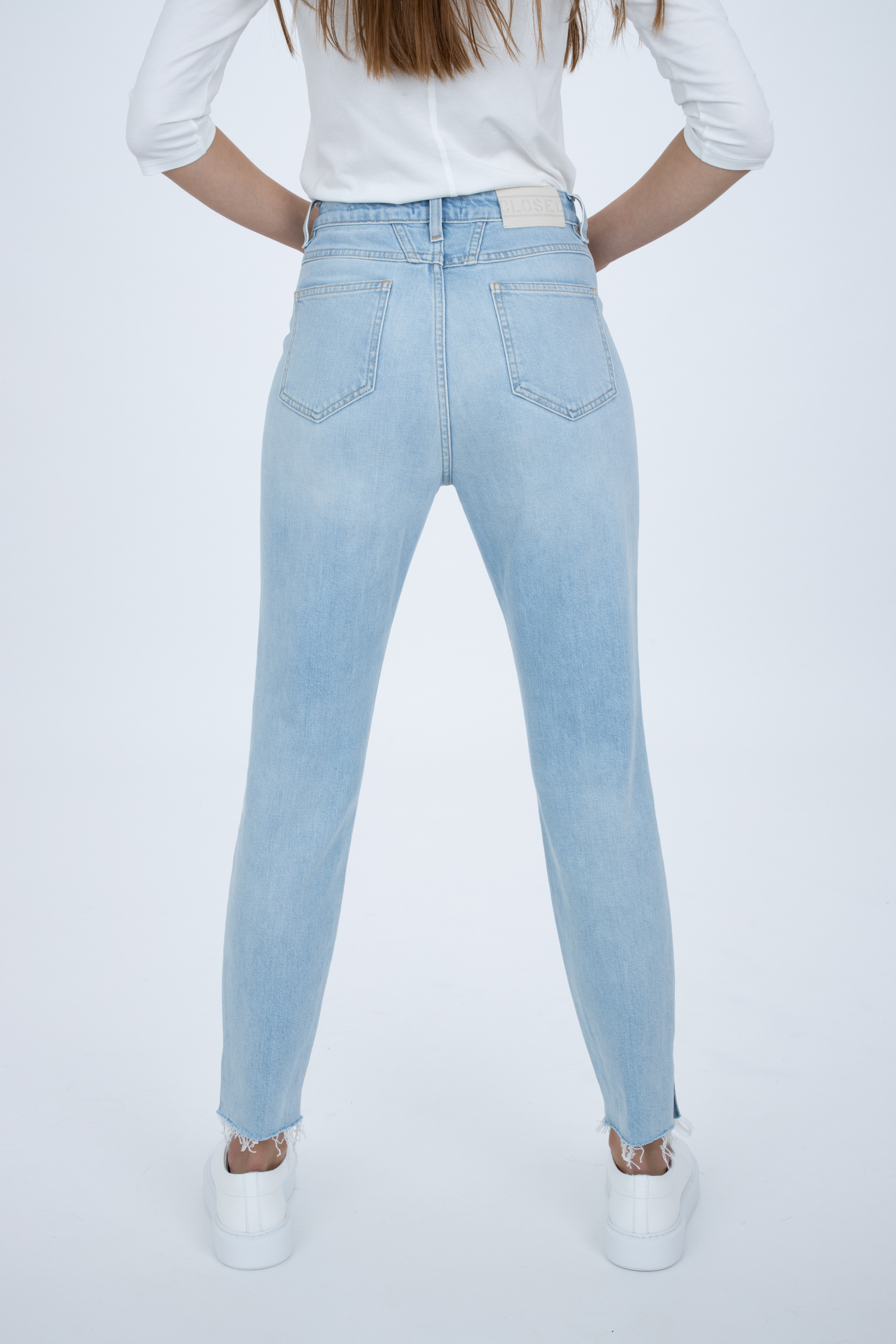 Jeans Baker High