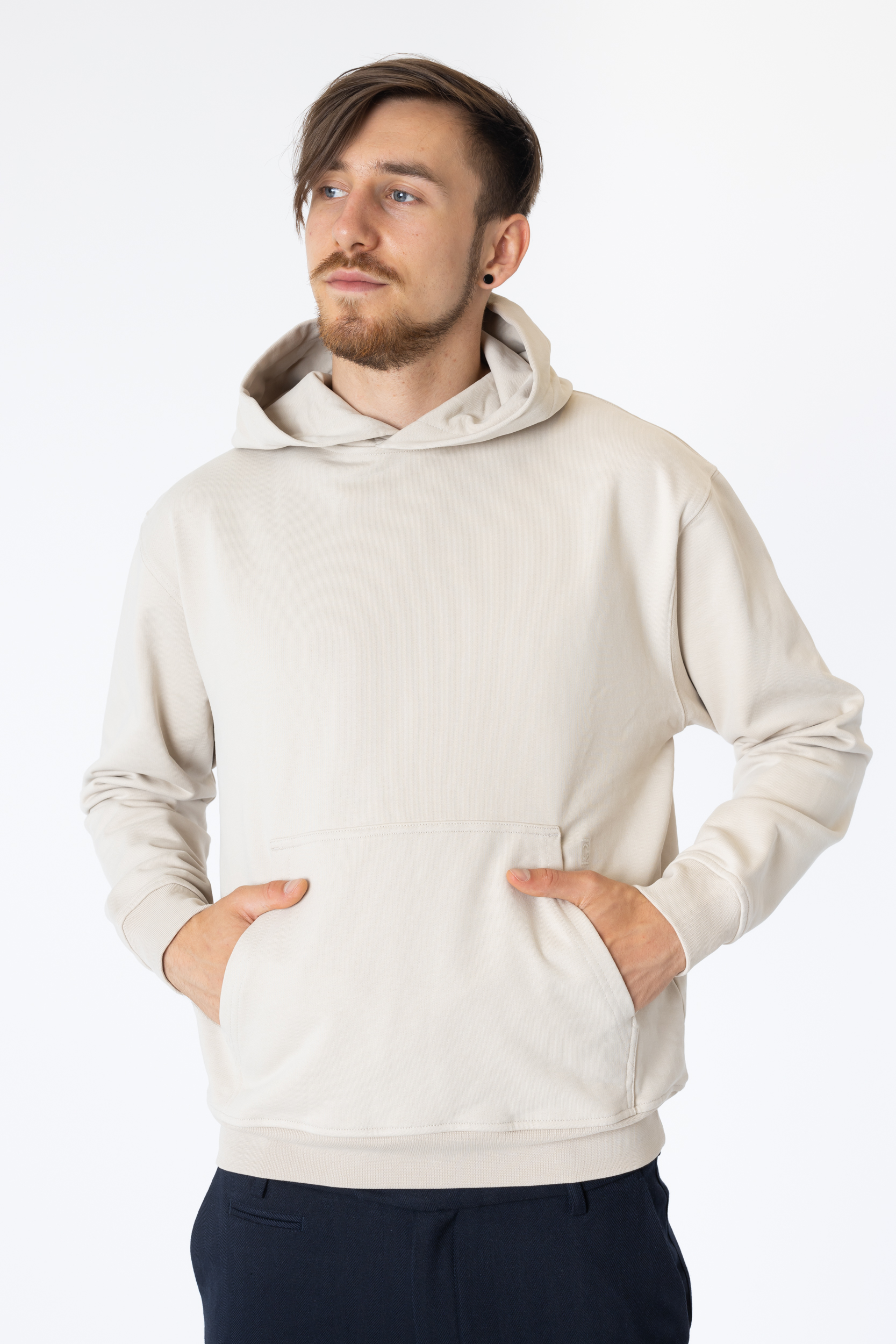 Hoodie aus Bio-Baumwolle
