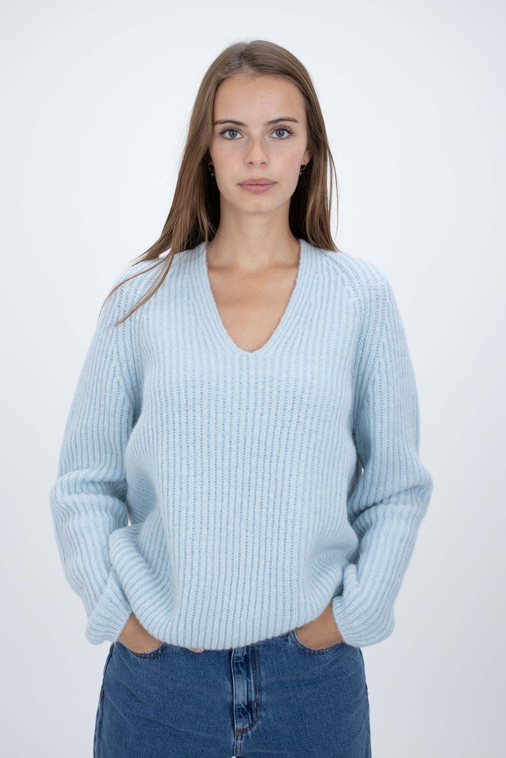 Pullover aus Royal Baby Alpaka Mix