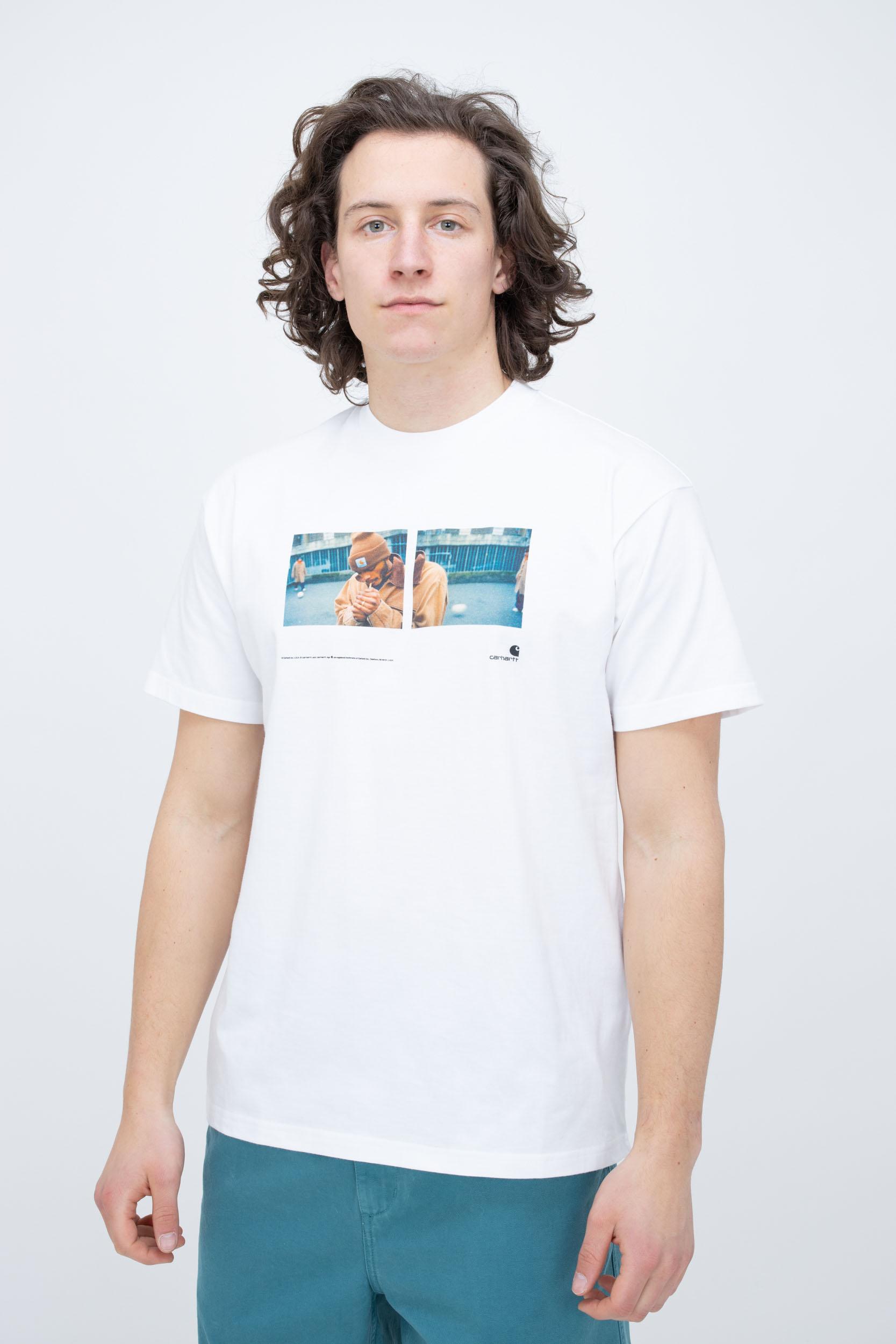 T-Shirt Backyard