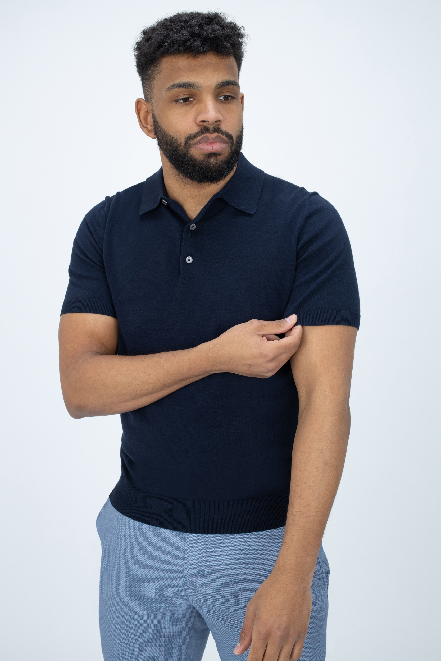 Polo Knitted