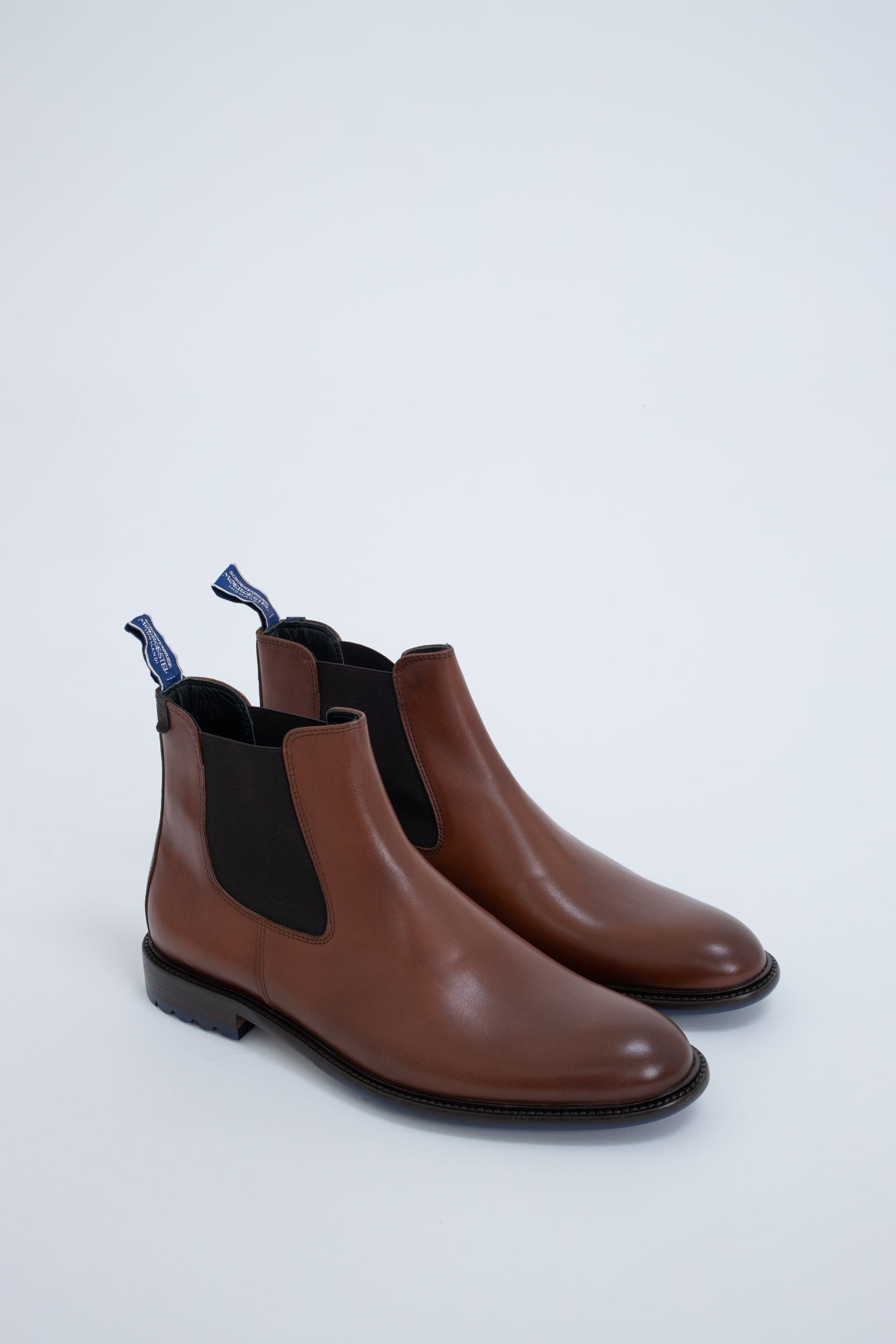 Boot Chelsea Cognac Calf