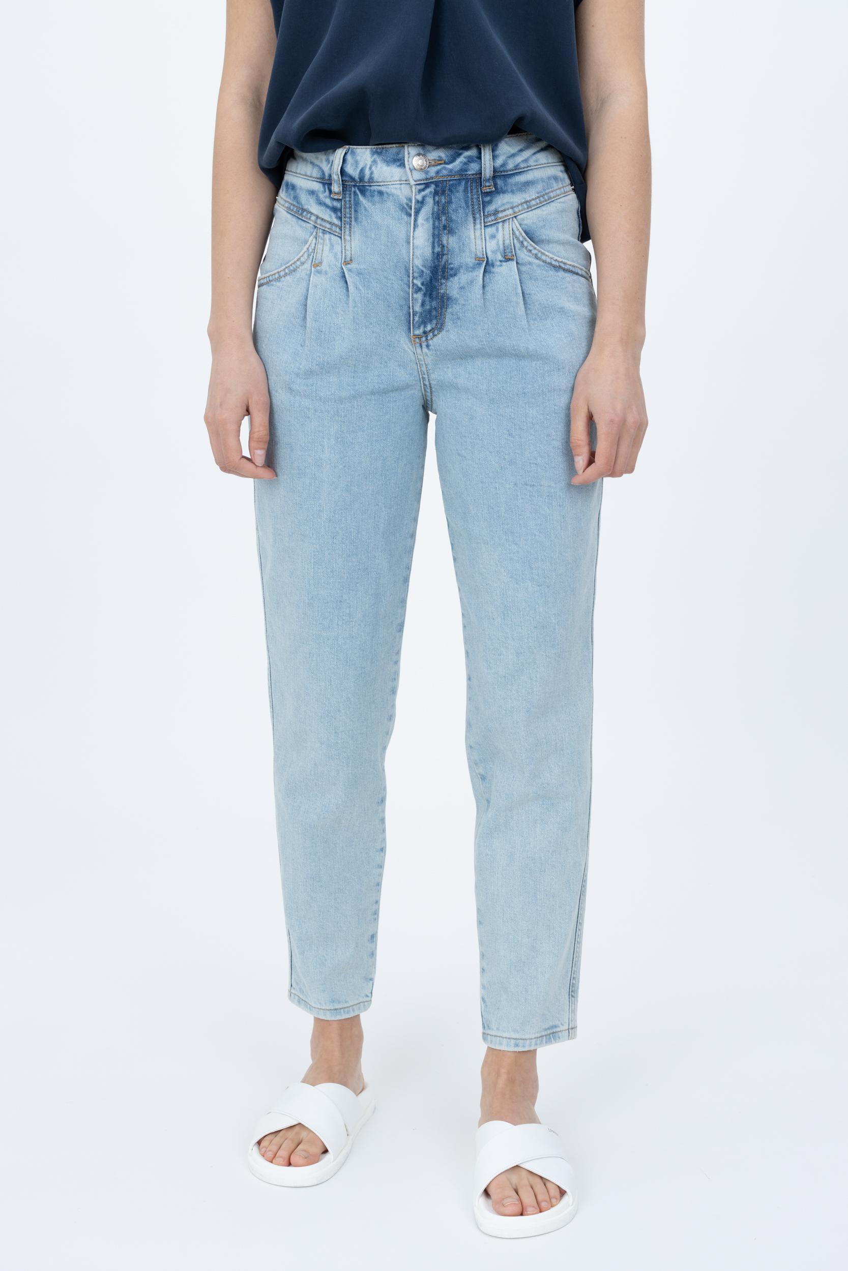 Jeans mit Vintage-Fit