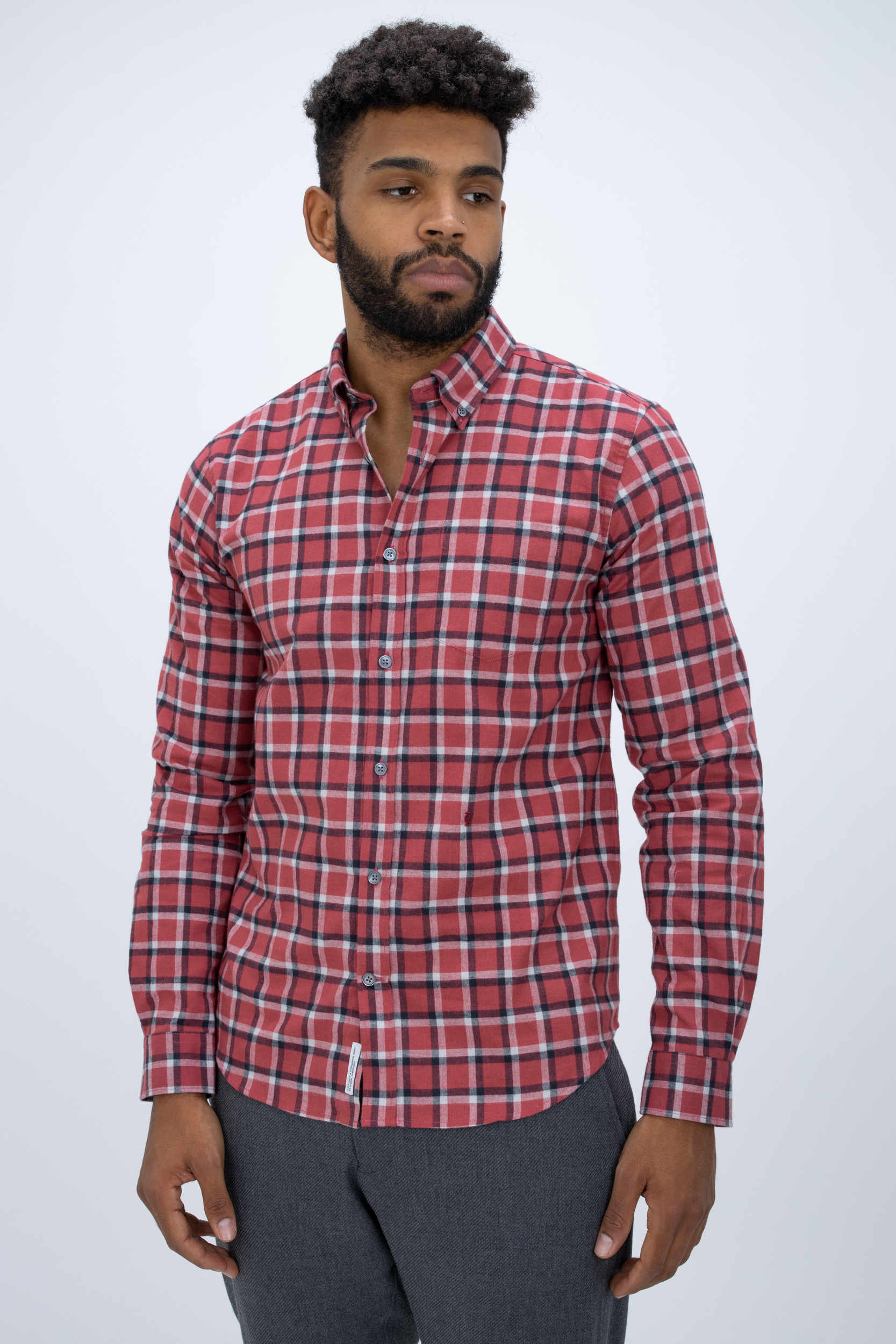 Hemd Button Down