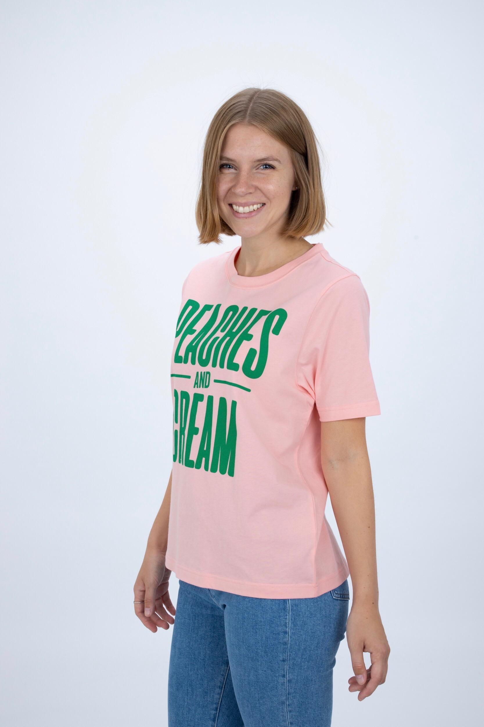 T-Shirt Vlogan Message