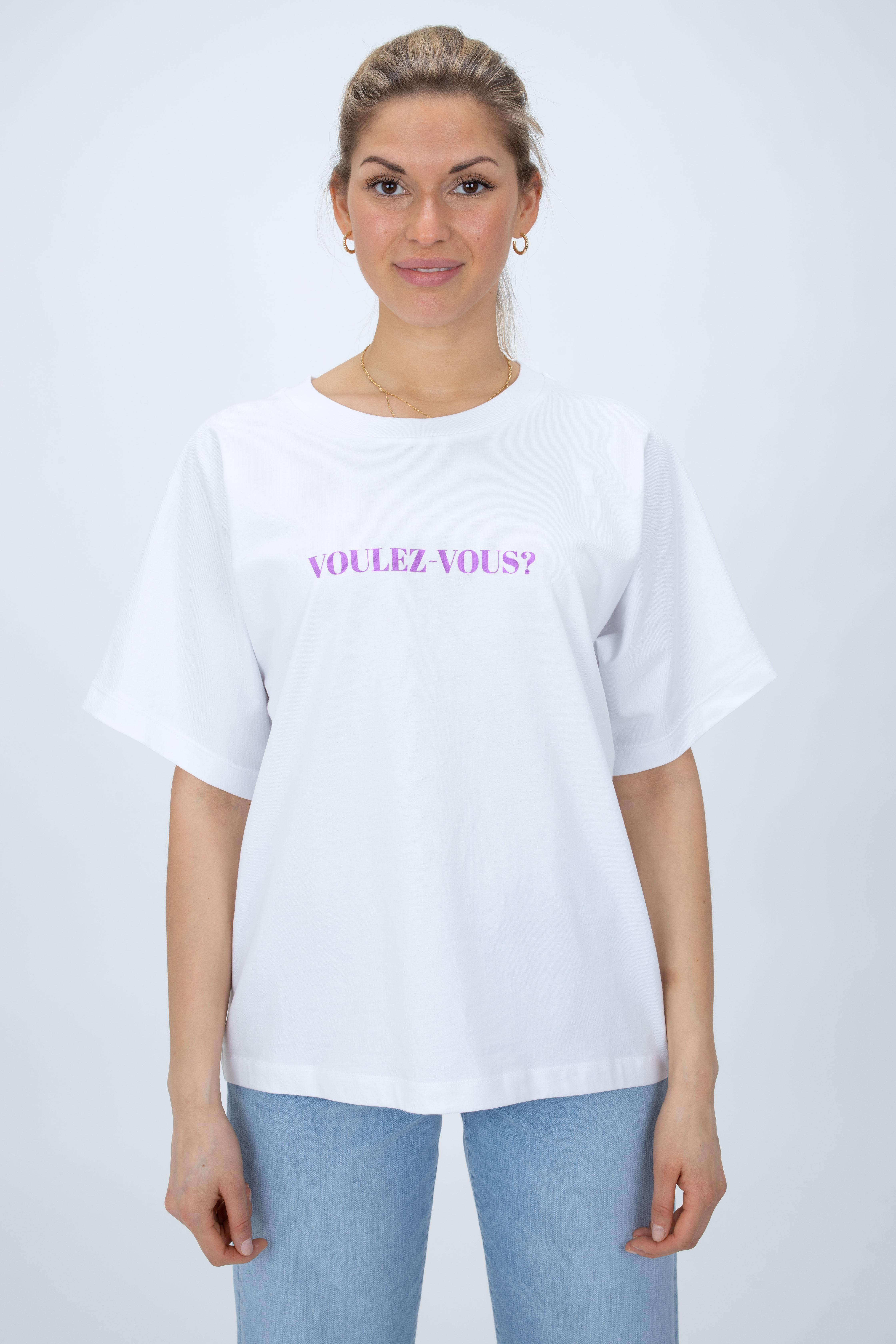 T-Shirt Zyad Voulez-Vous