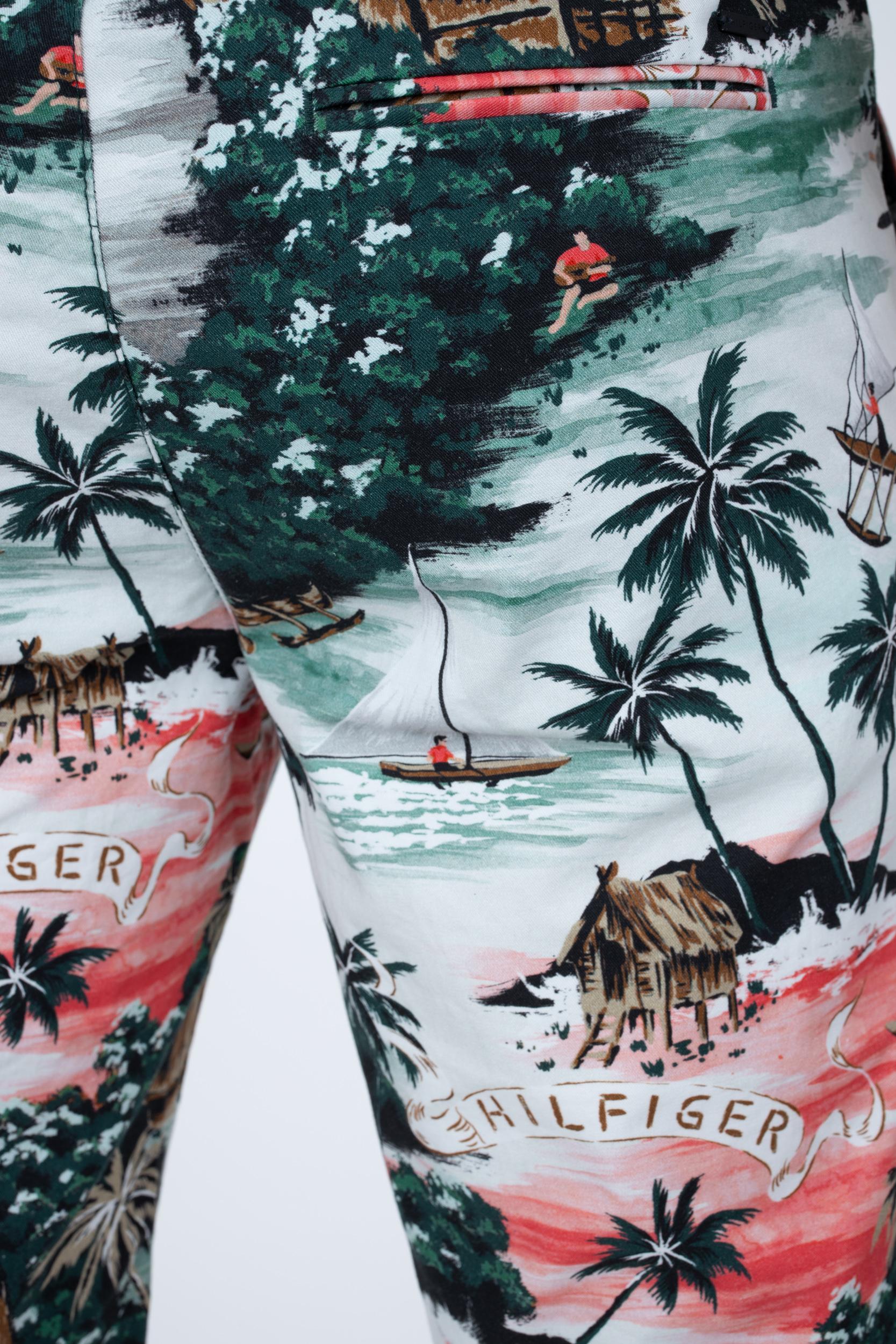 Short HMPTN AOP Hawaiian