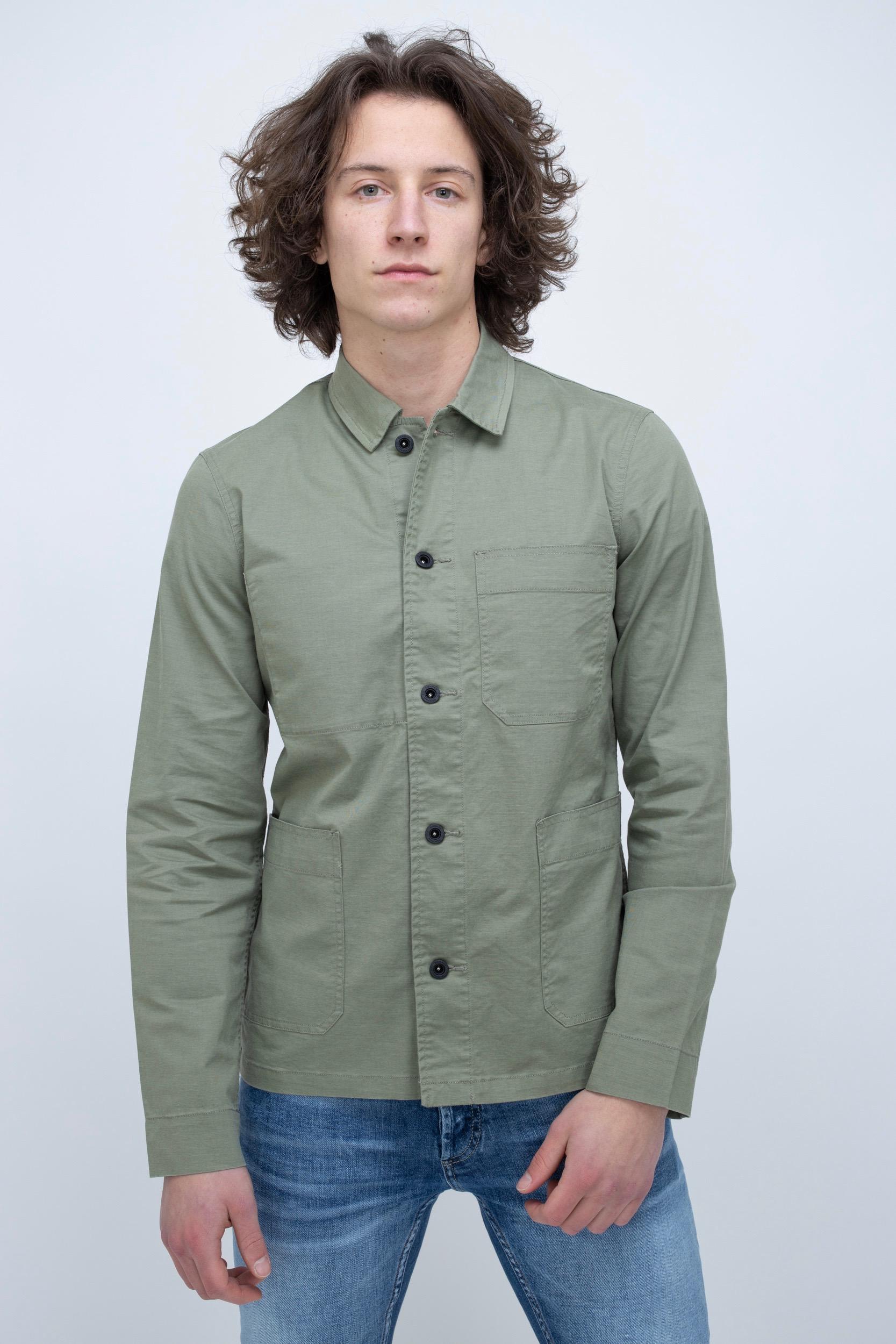 Overshirt Mao