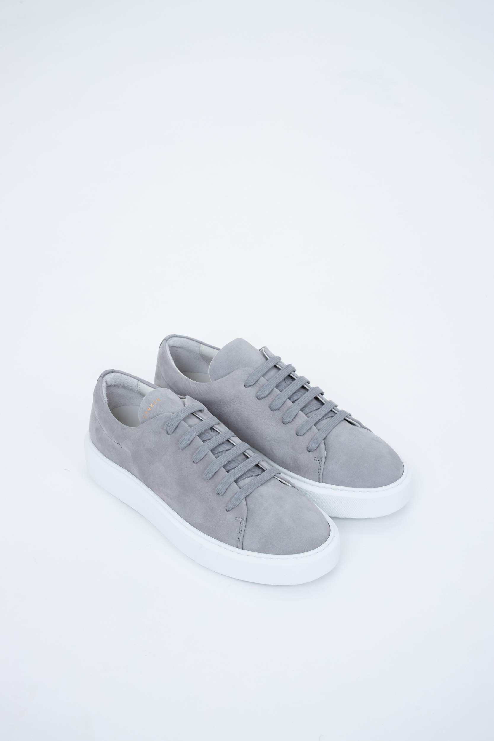 Sneaker CPH407M Nabuc Light Grey