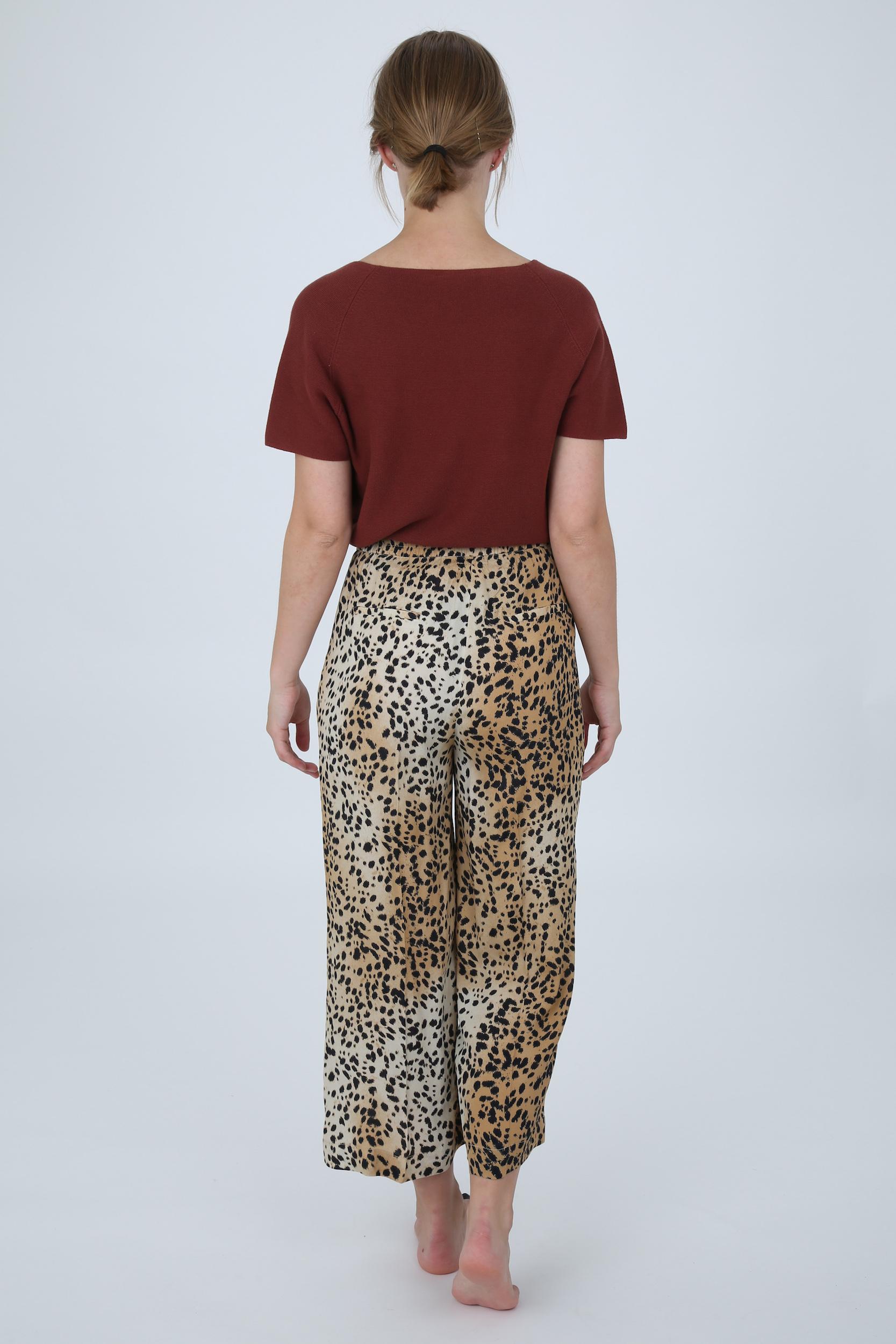 Culotte mit Gepardenprint