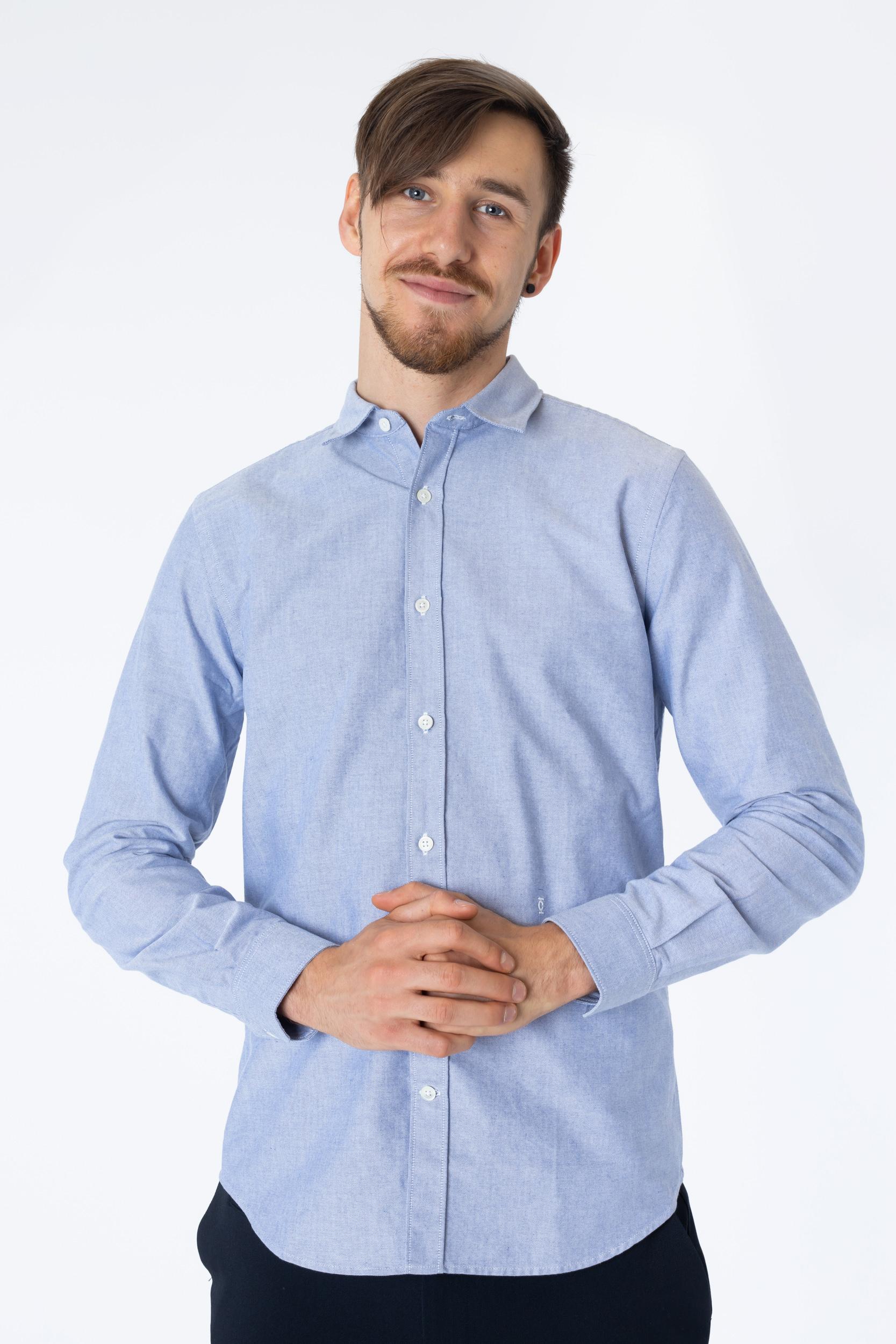 Oxford Hemd aus Bio-Baumwolle