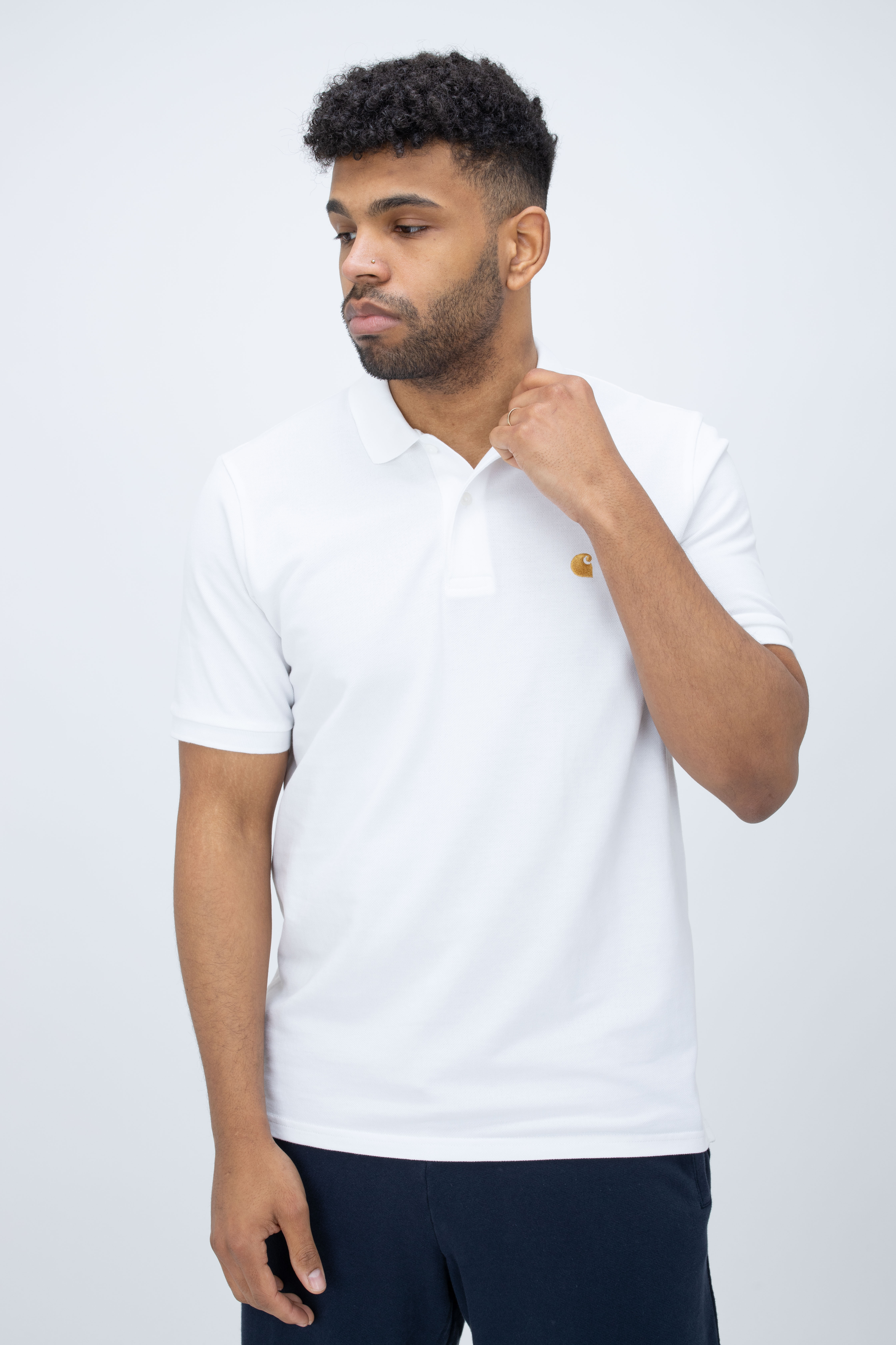 Poloshirt Chase Pique S/S