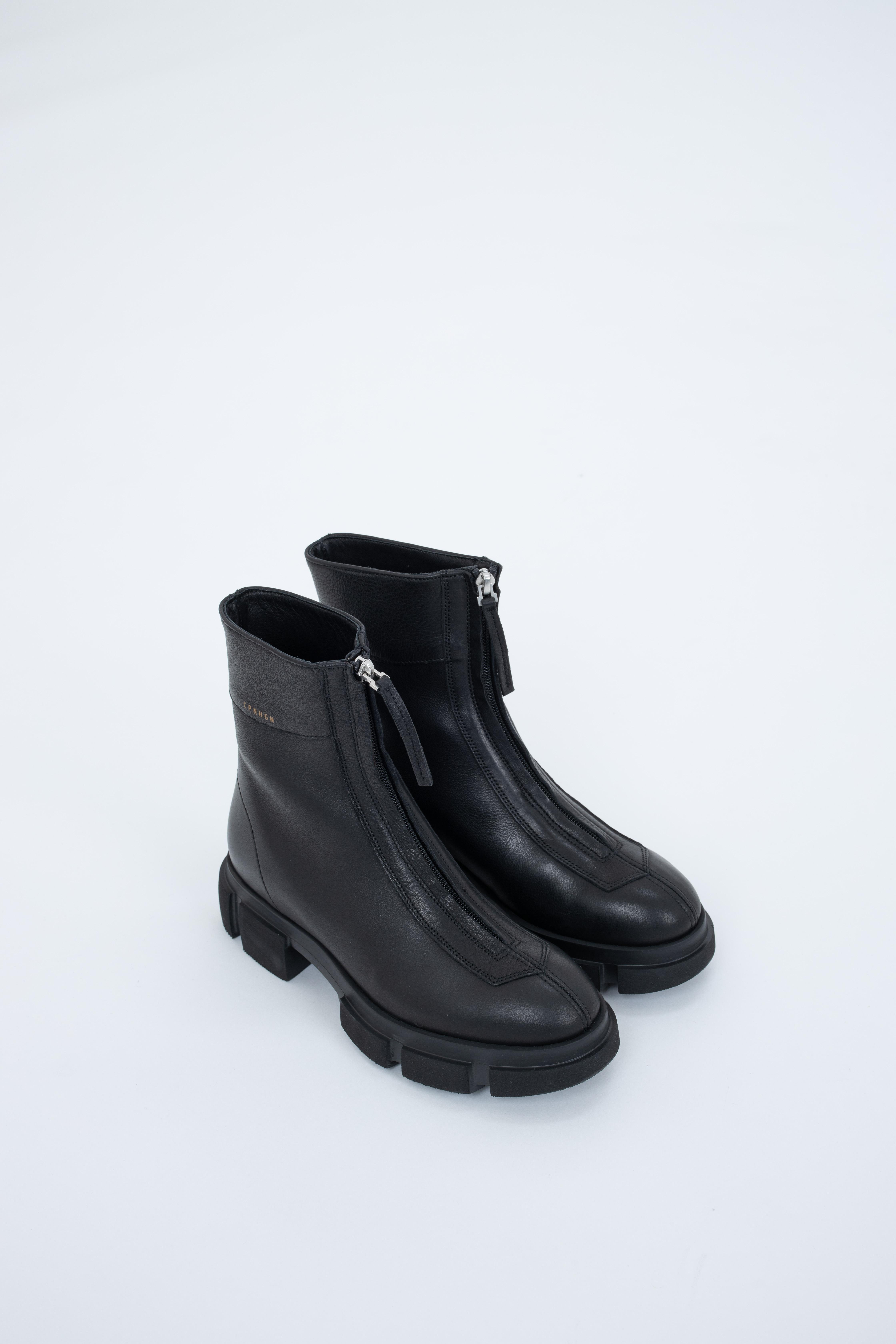 Boots CPH525 Vitello Black