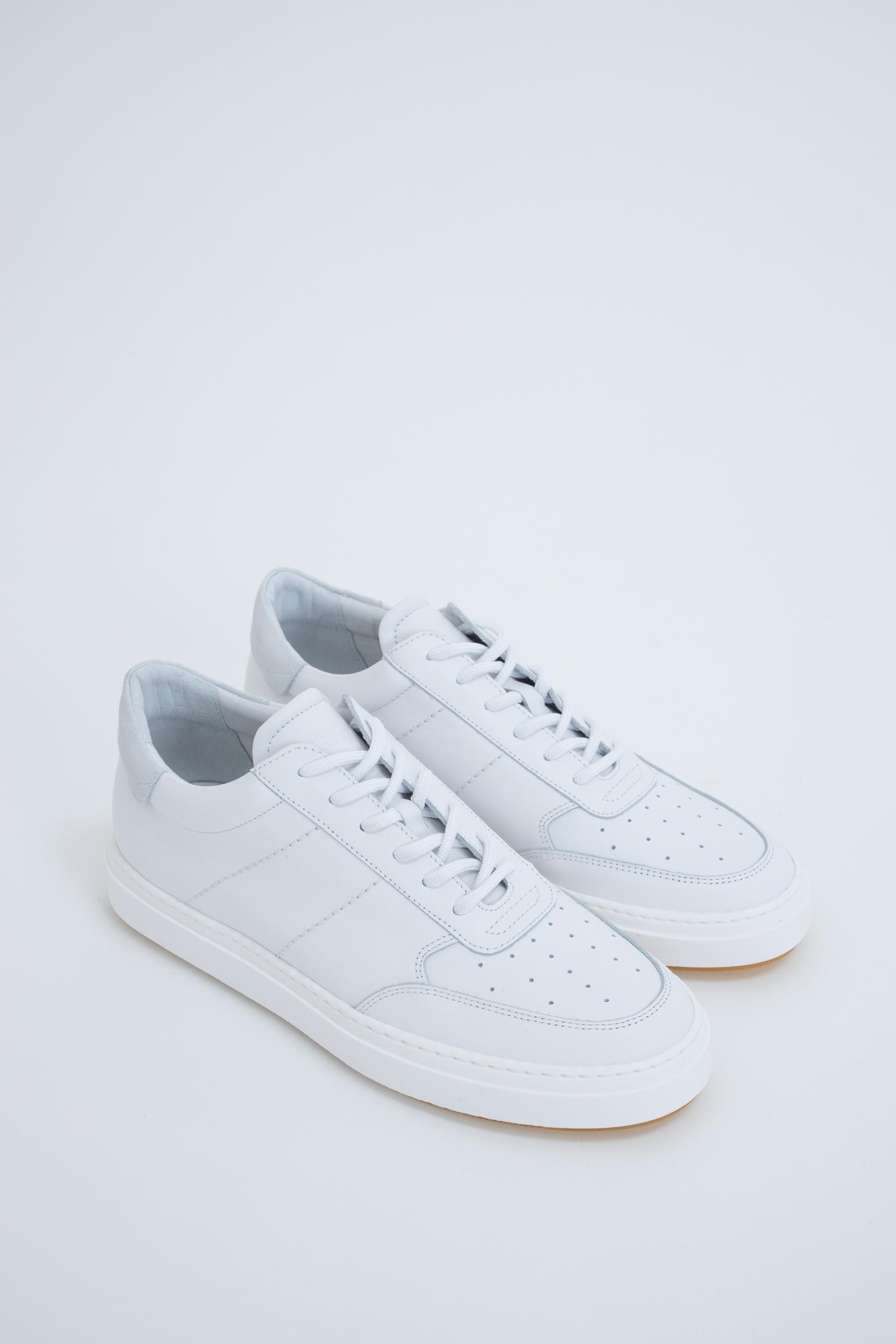 Sneaker Legend White Light Gum