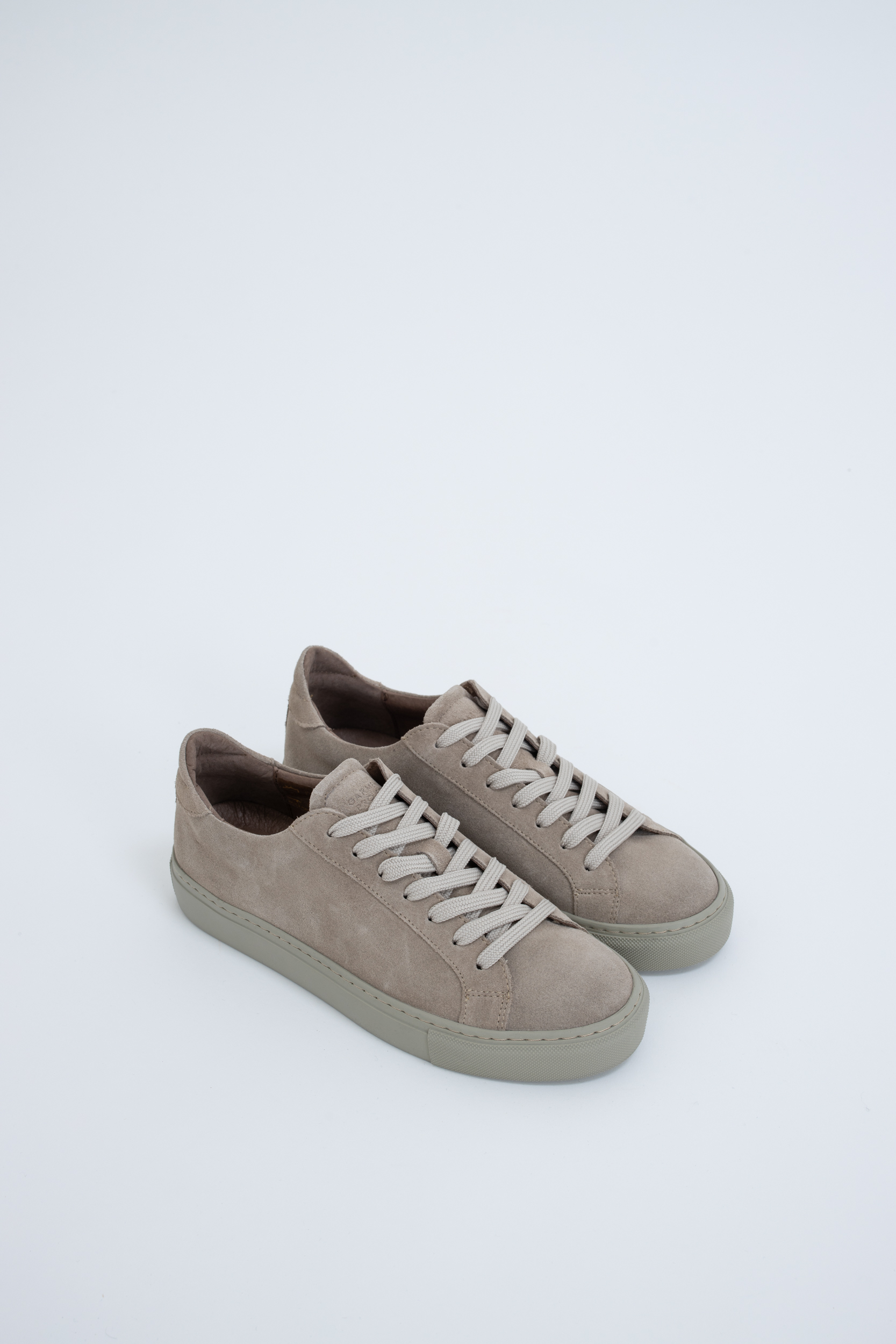 Sneaker Type Earth Suede