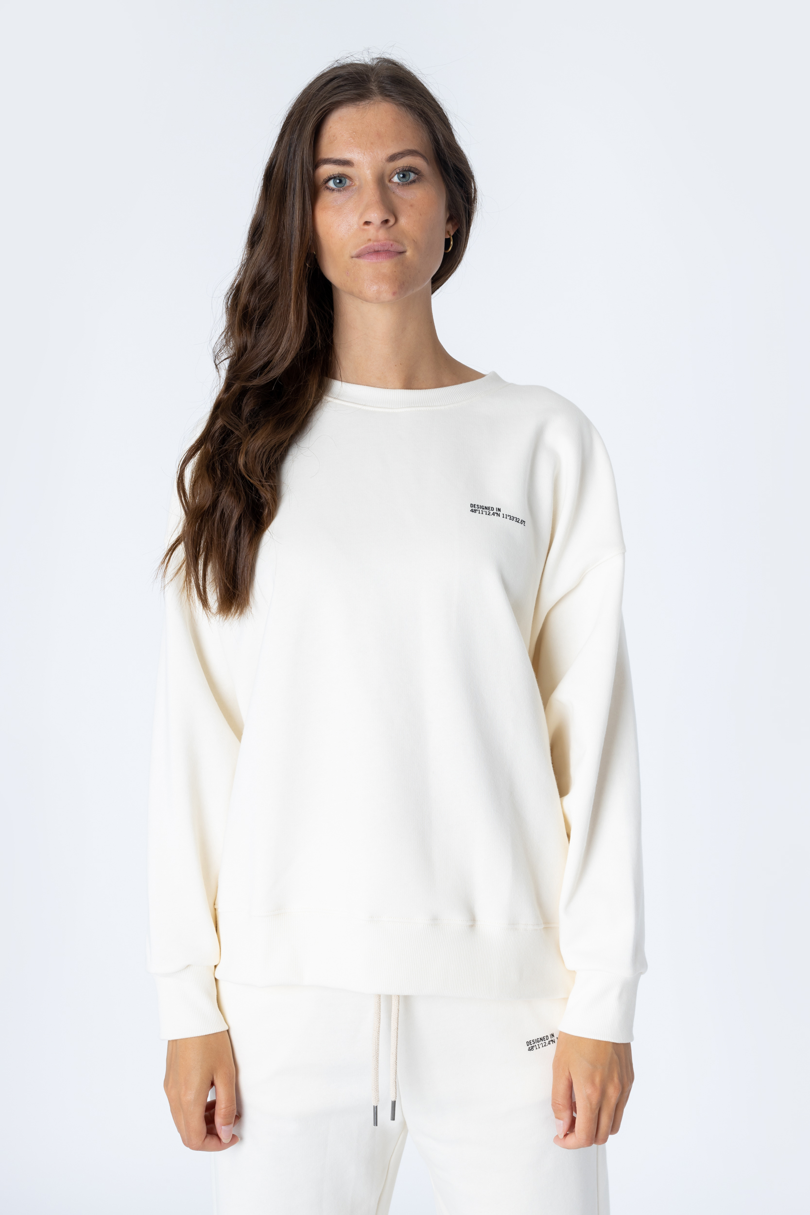 Sweatshirt mit Schriftzug