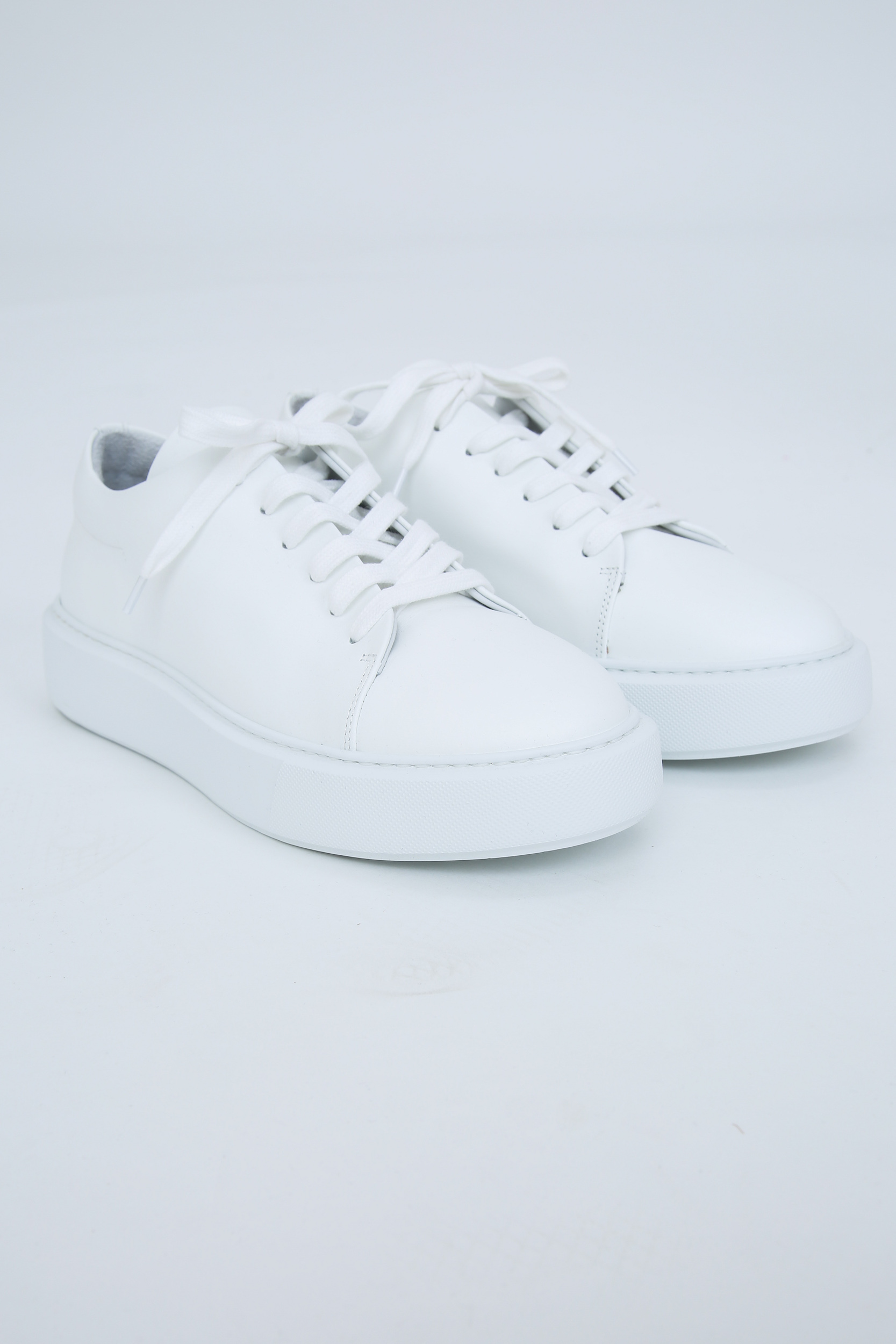 Sneaker CPH407 Vitello White