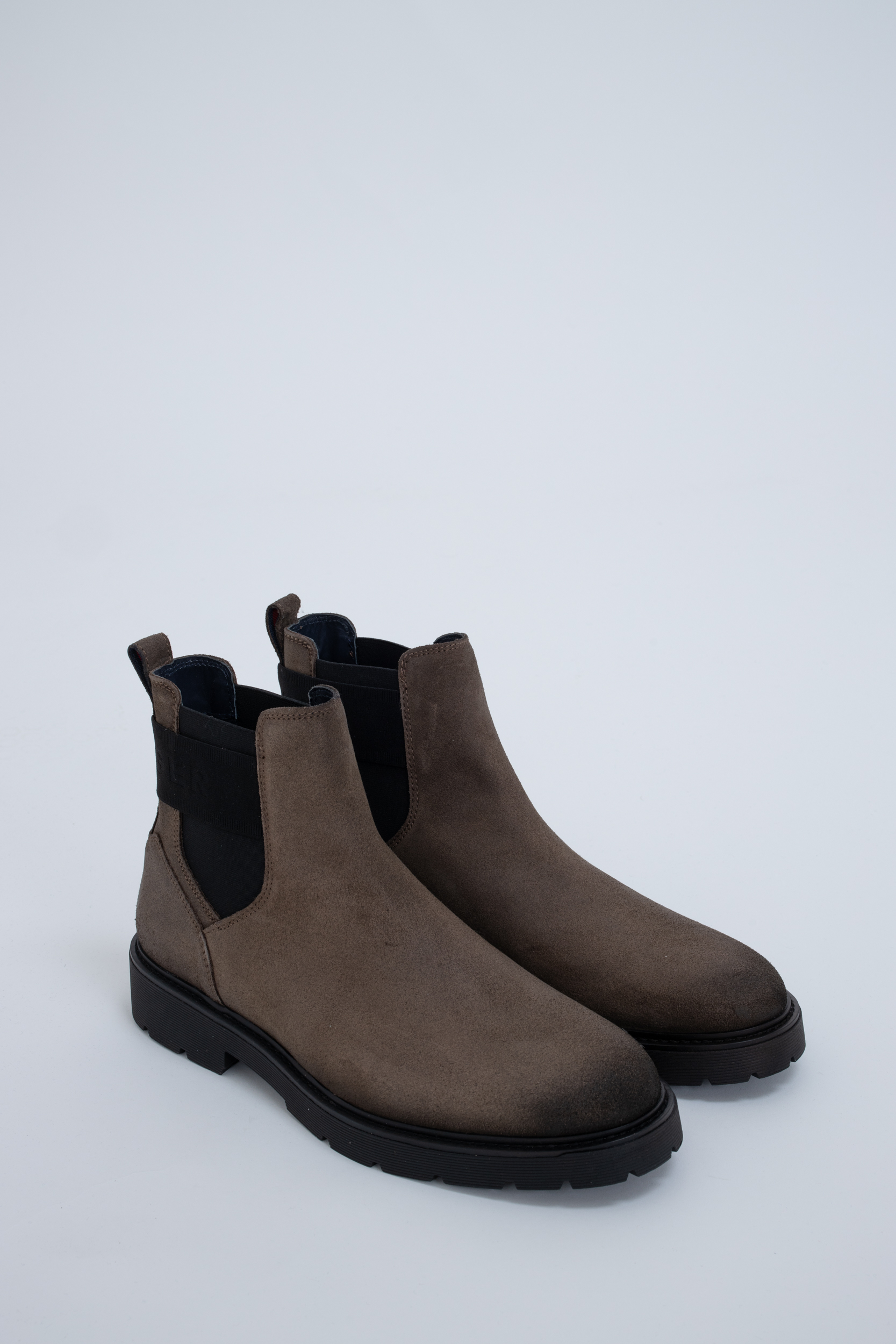 Boots Suede Chelsea