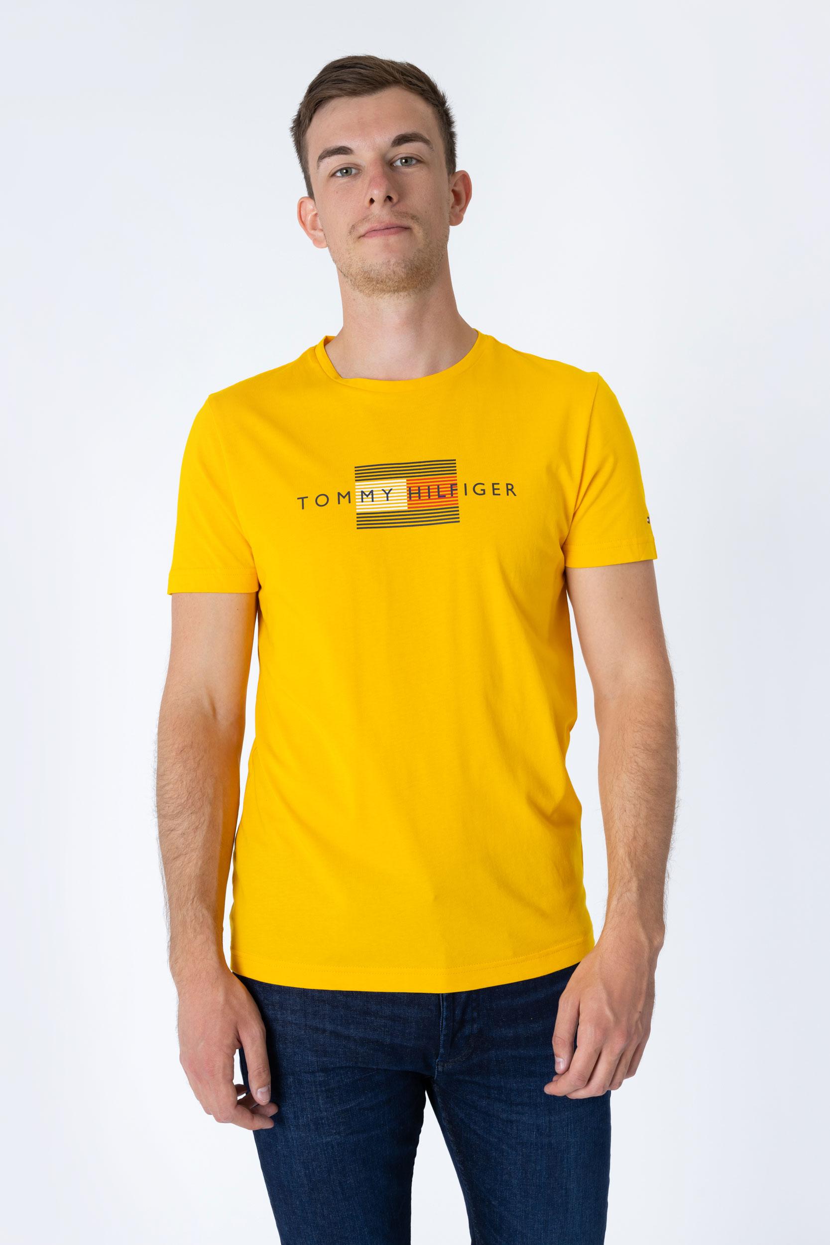 T-Shirt Lines Hilfiger