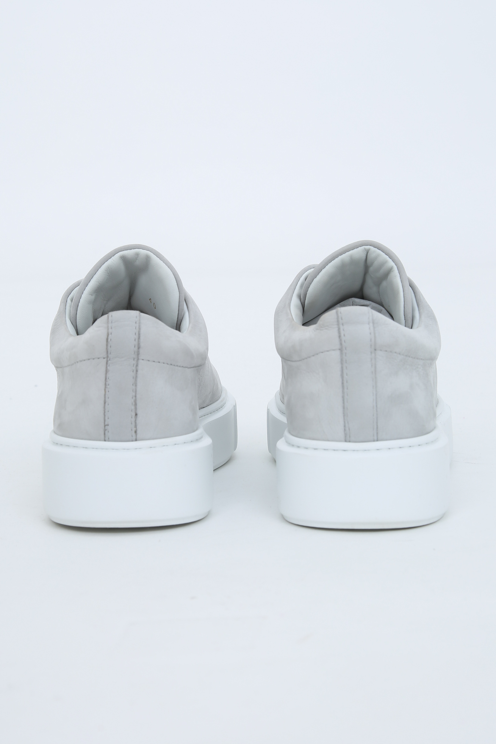 Sneaker CPH407 Nabuc Light Grey