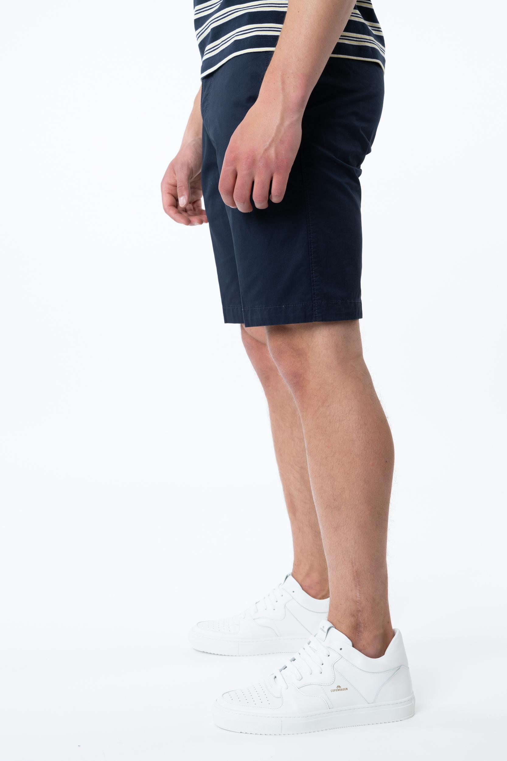 Shorts aus Baumwoll-Mix