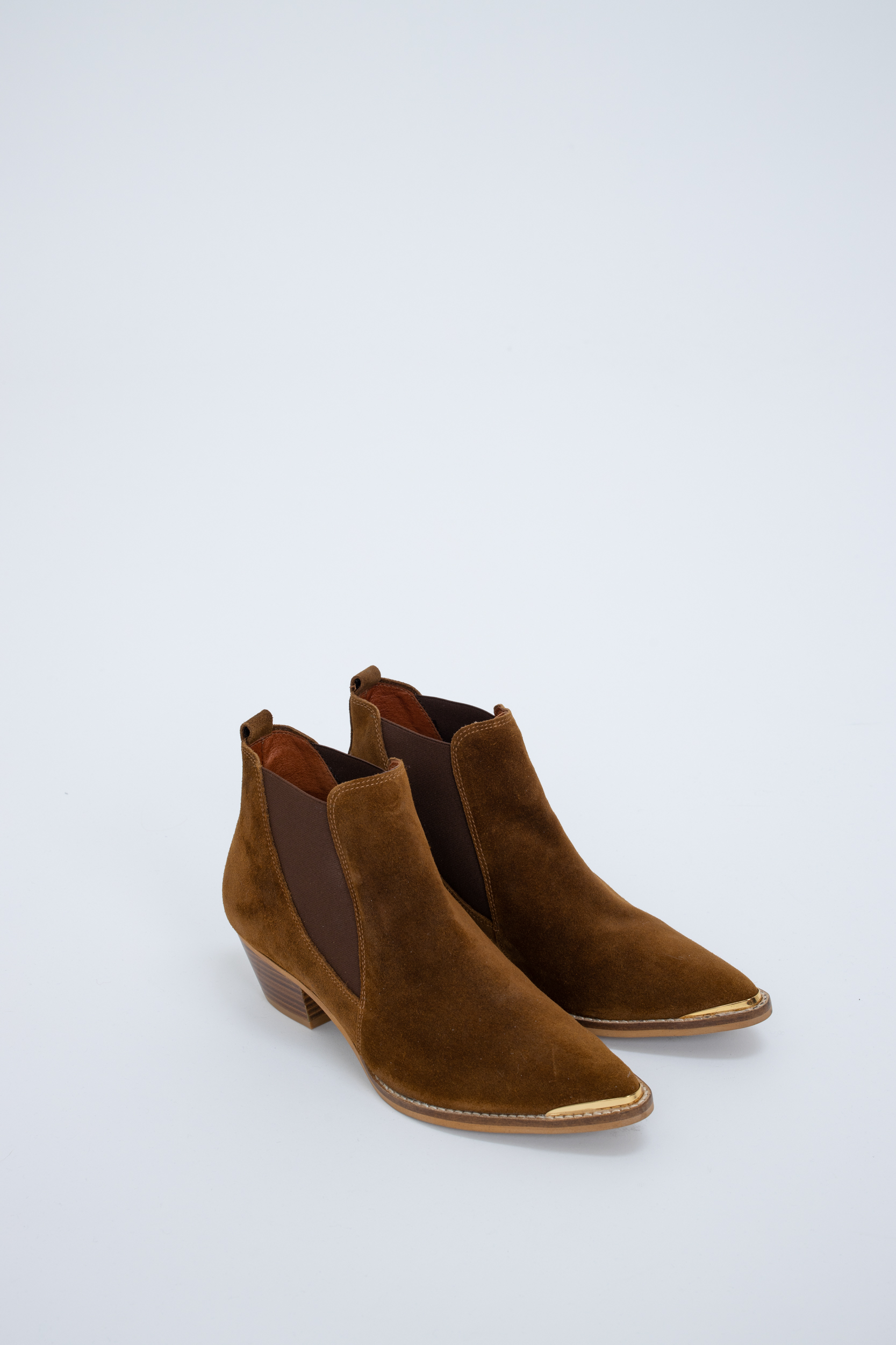Boots Dallas Suede