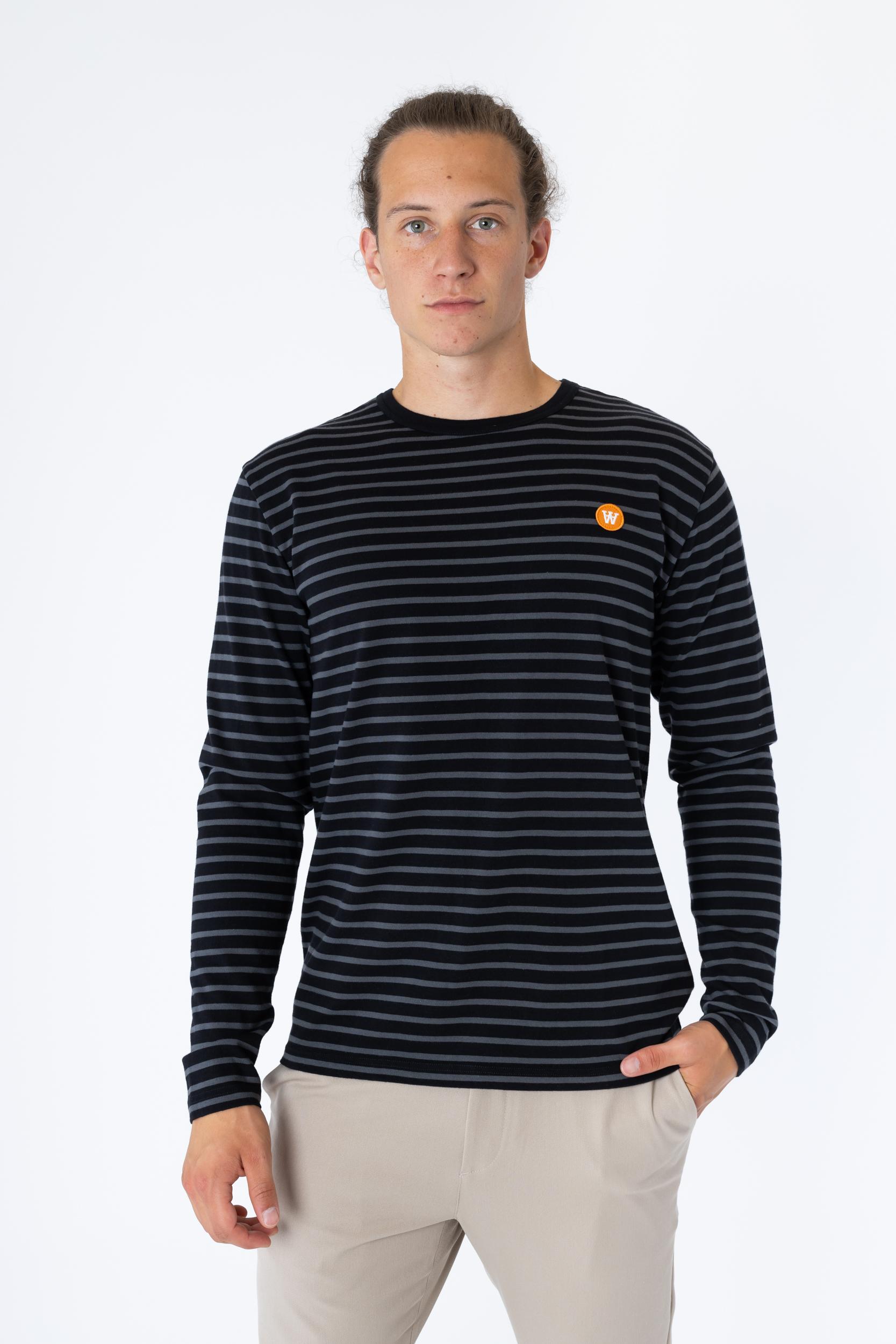 Long Sleeve Mel stripe