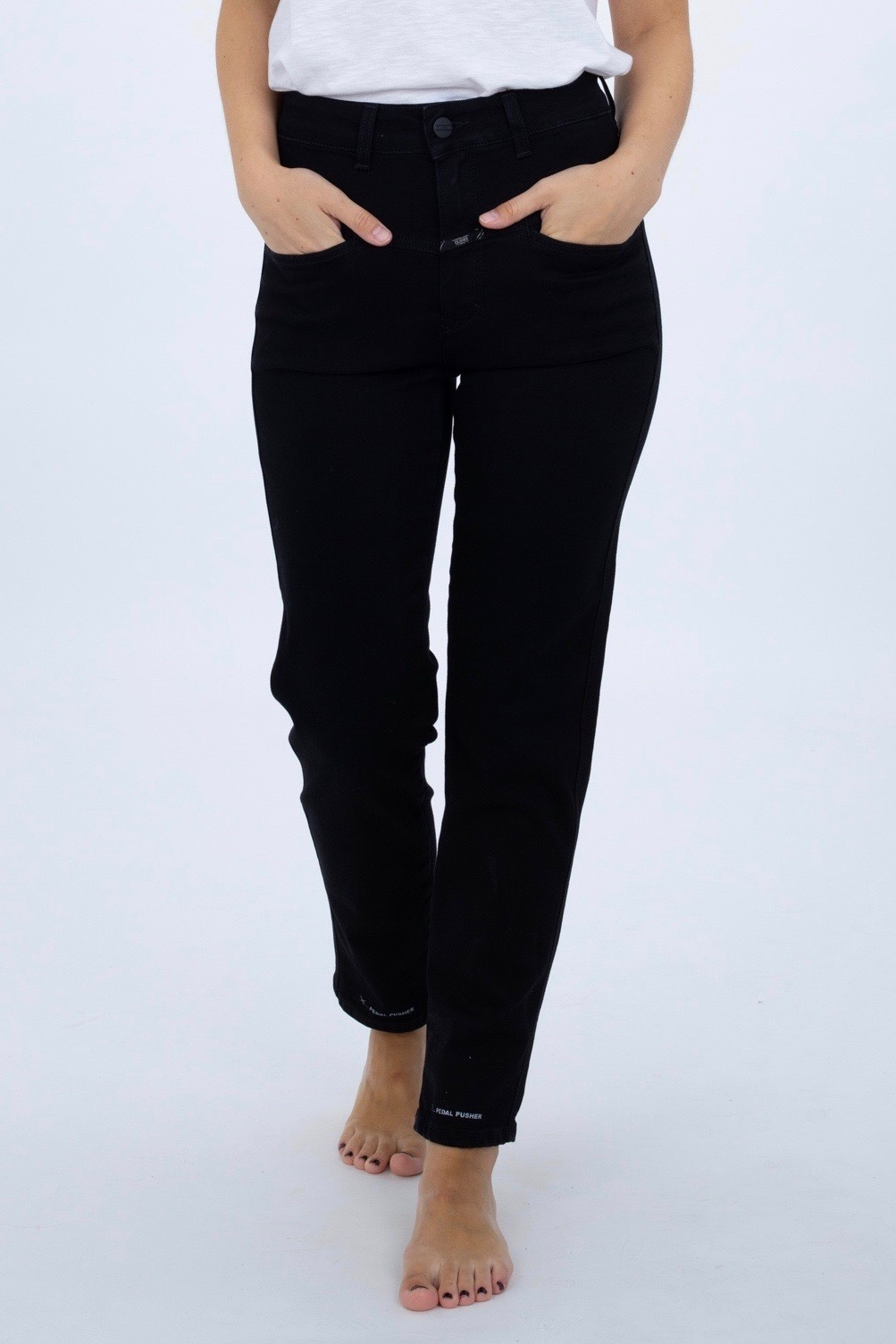 Jeans Pedal Pusher Super Stretch