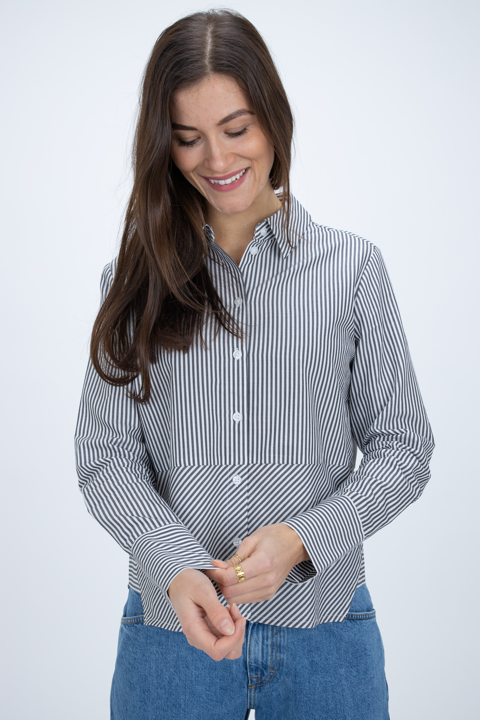 Bluse Ztella Stripe