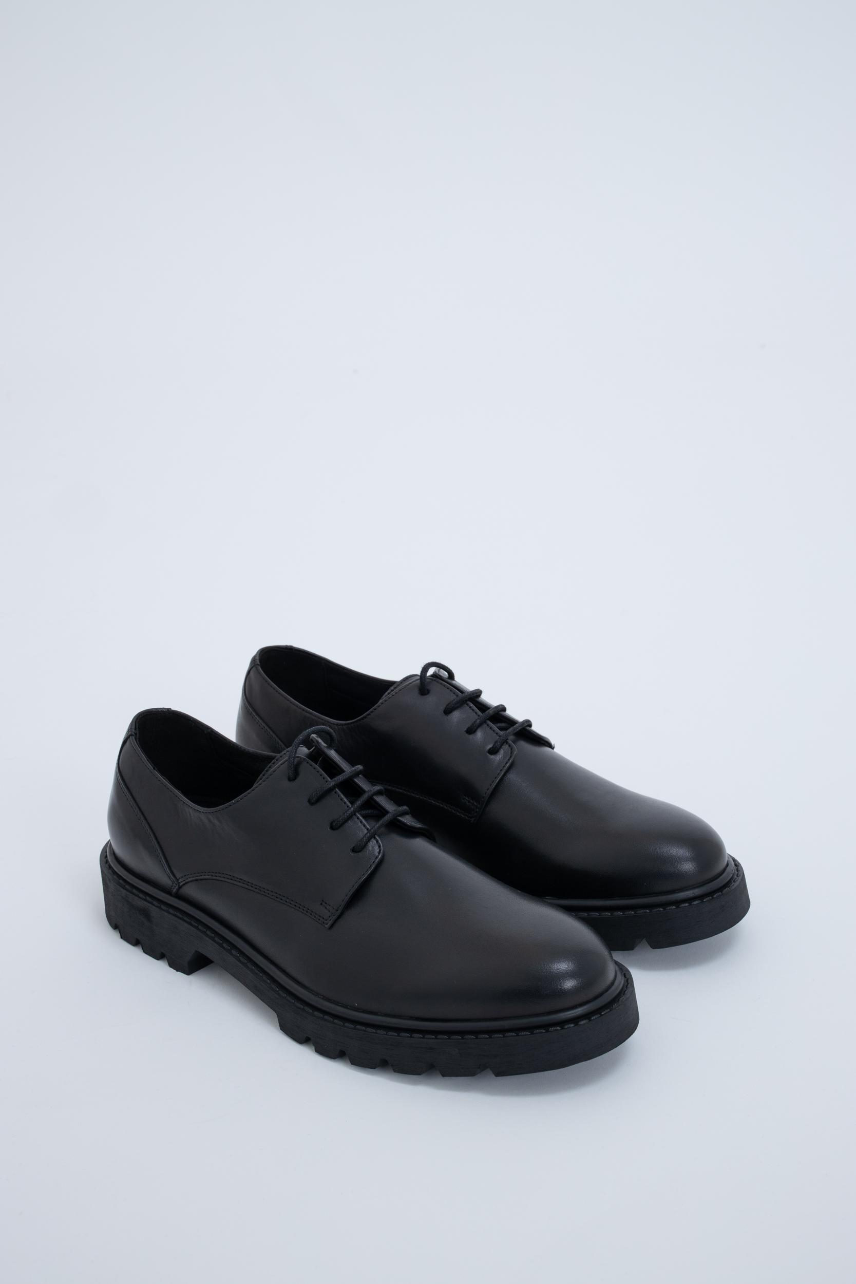 Schuhe Derby Schnürer