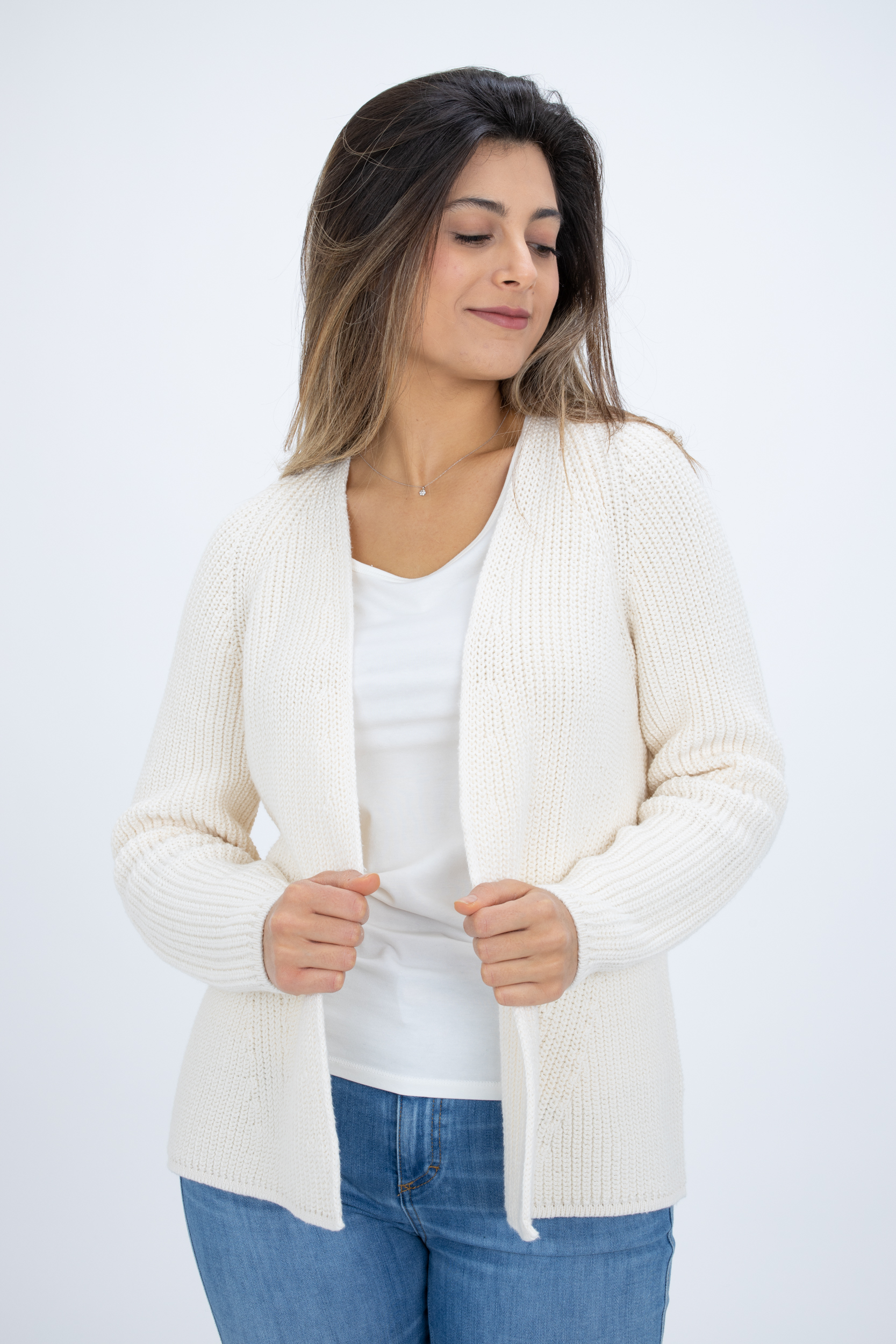 Strickjacke Drena