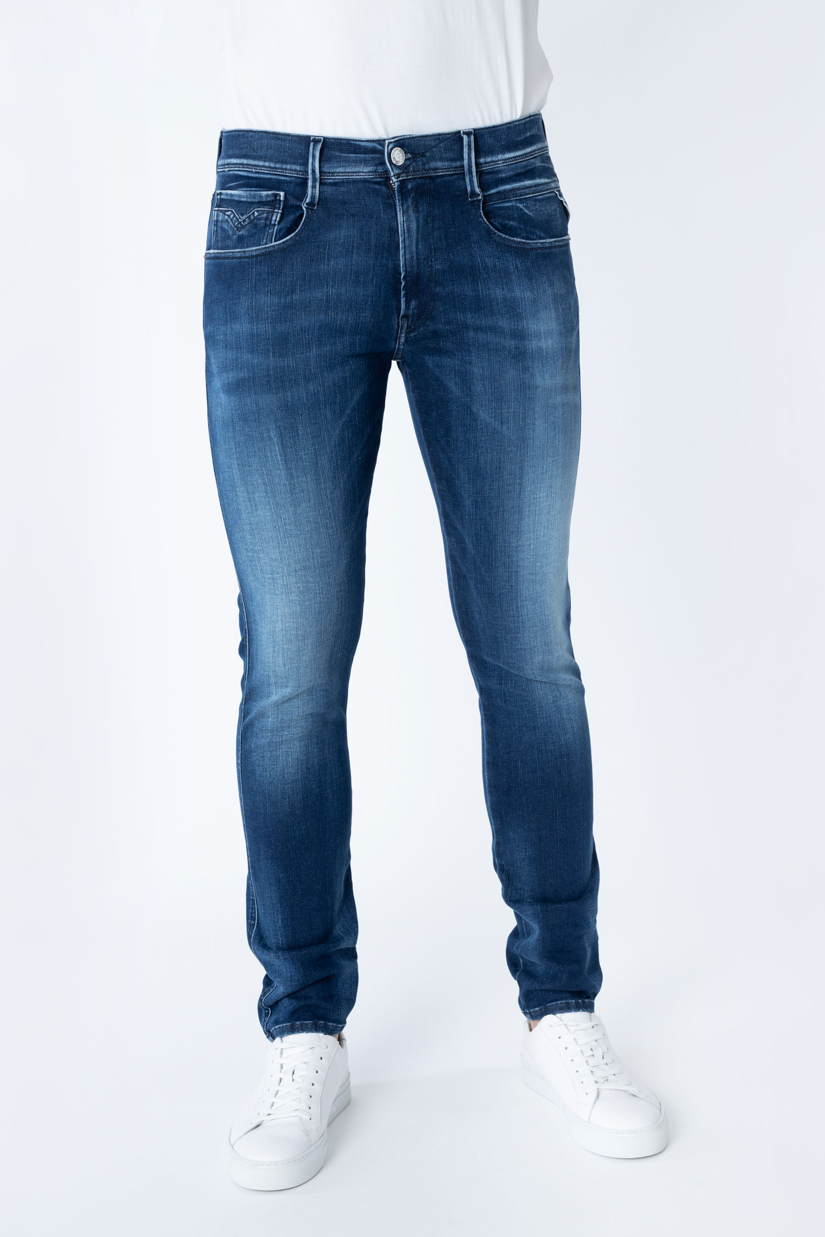 Hyperflex-Jeans Anbass Re-Used