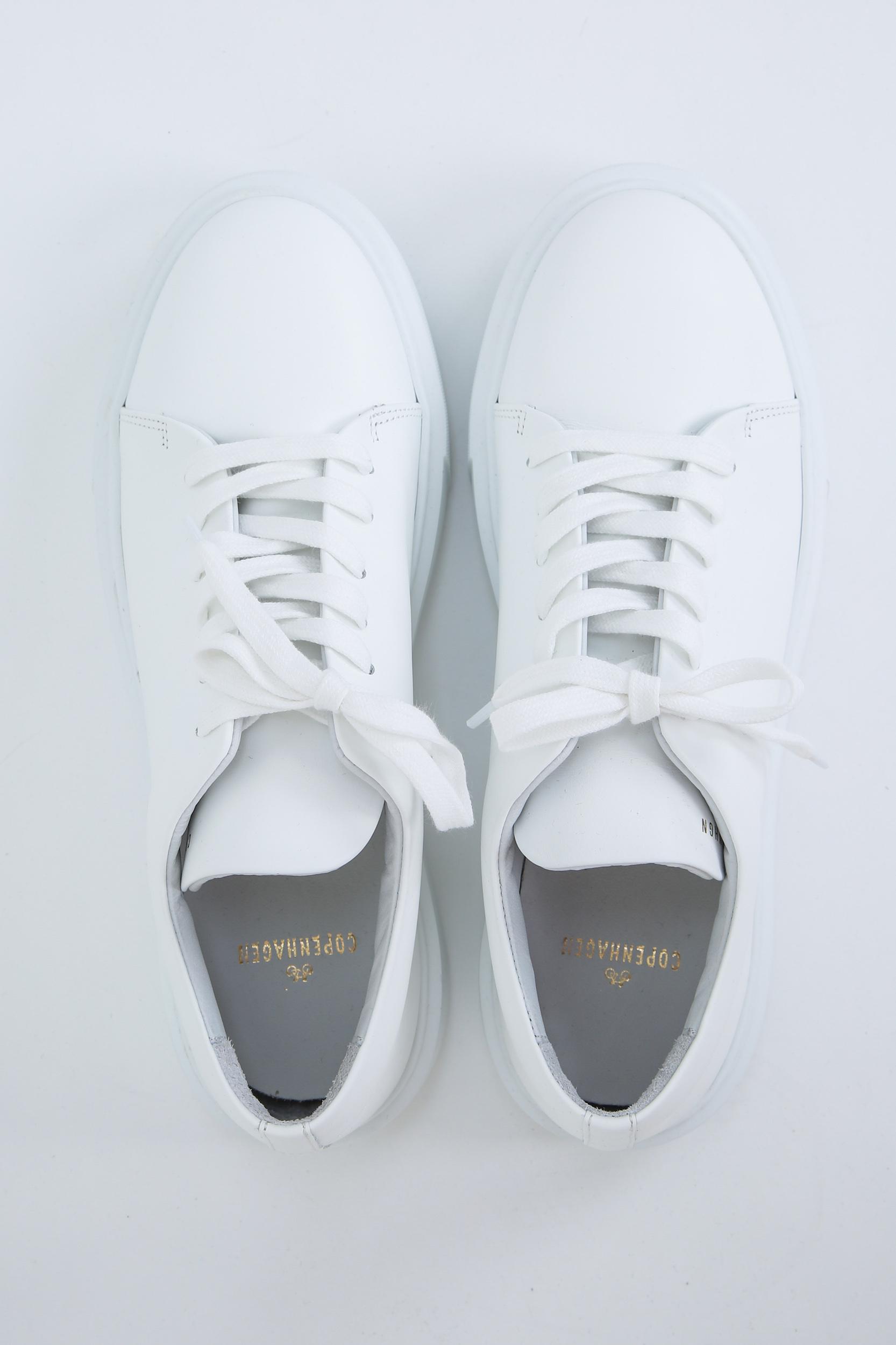 Sneaker CPH407 Vitello White